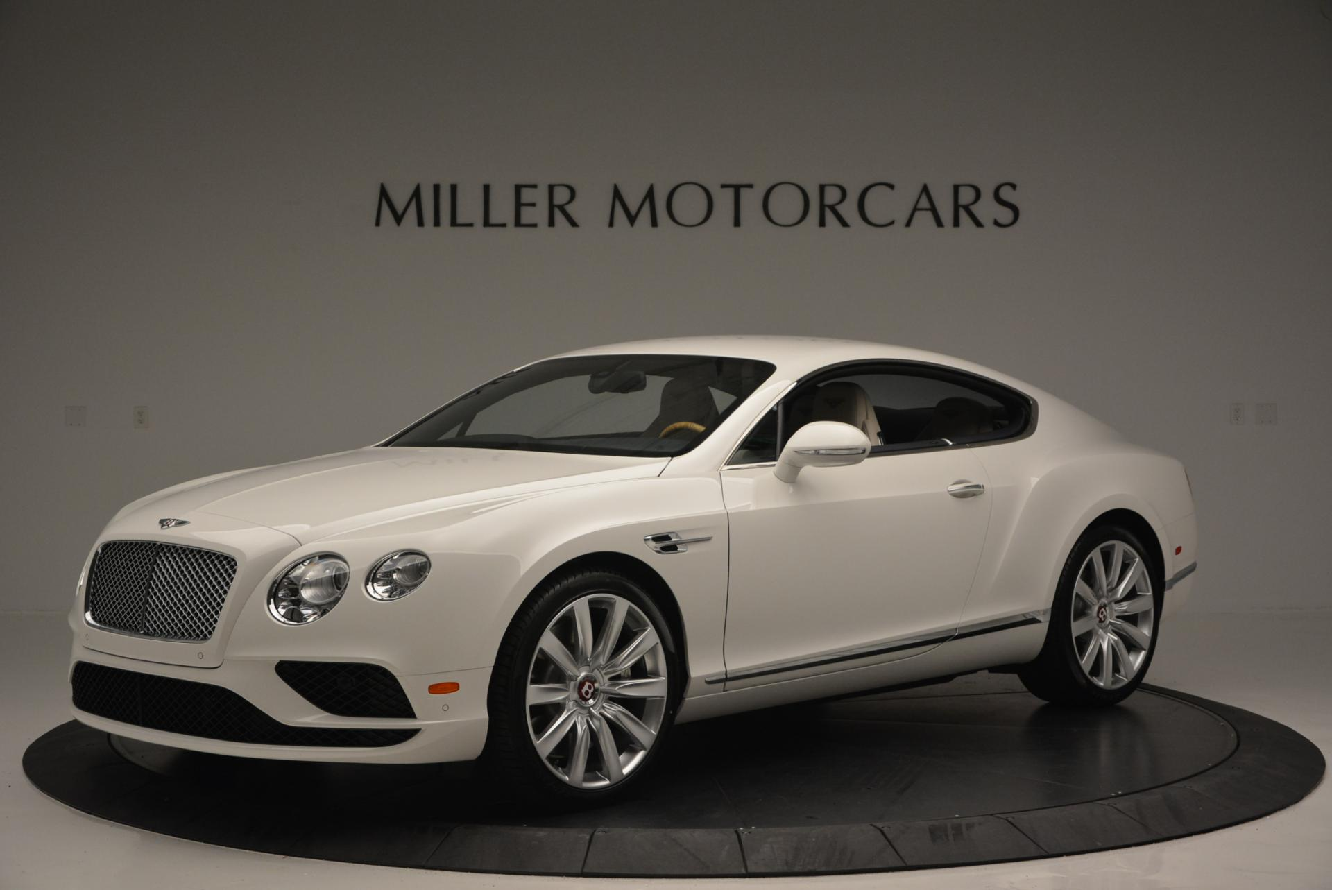 New 2016 Bentley Continental GT V8 For Sale In Greenwich, CT. Alfa Romeo of Greenwich, B1166 502_p2