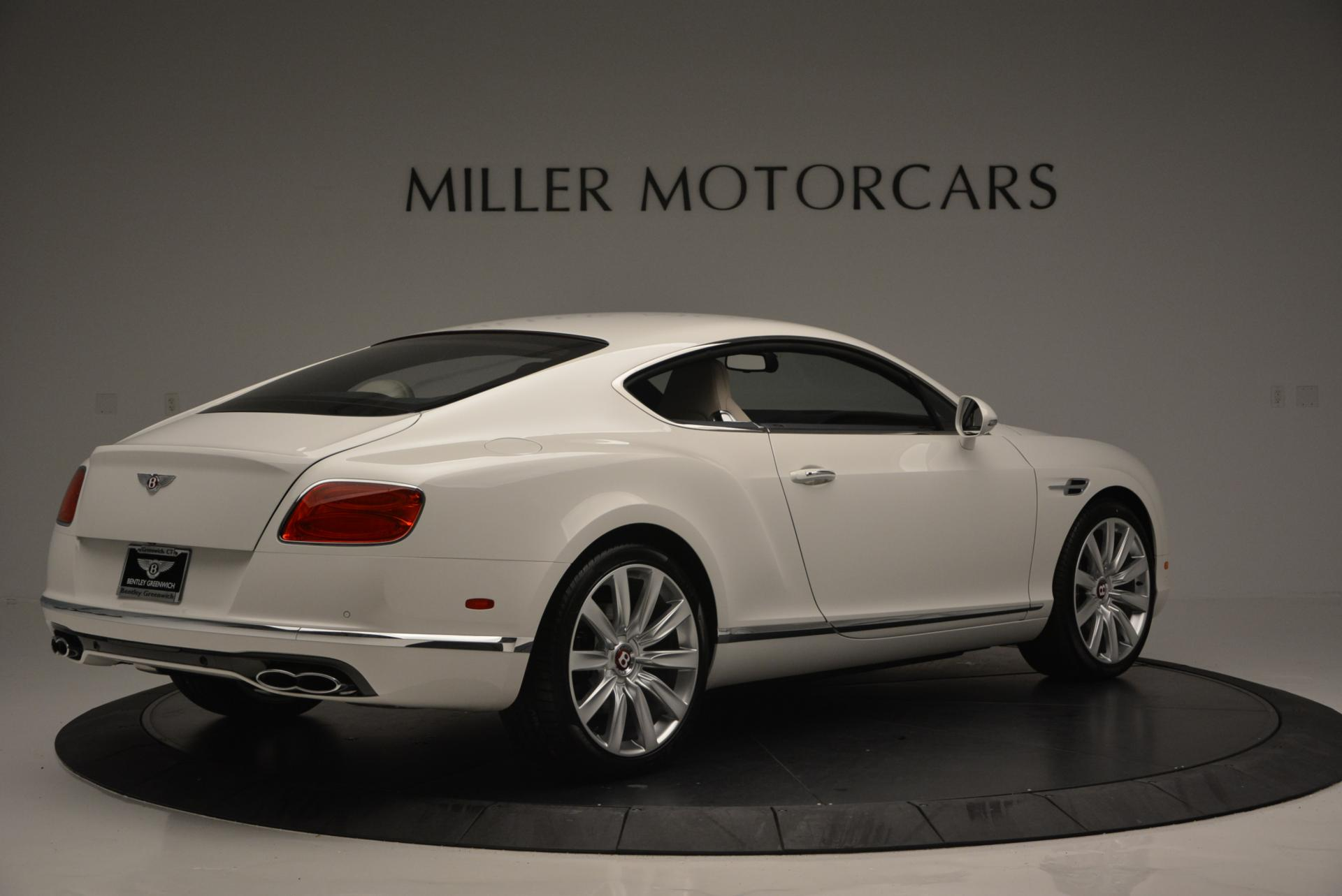 New 2016 Bentley Continental GT V8 For Sale In Greenwich, CT. Alfa Romeo of Greenwich, B1166 502_p8