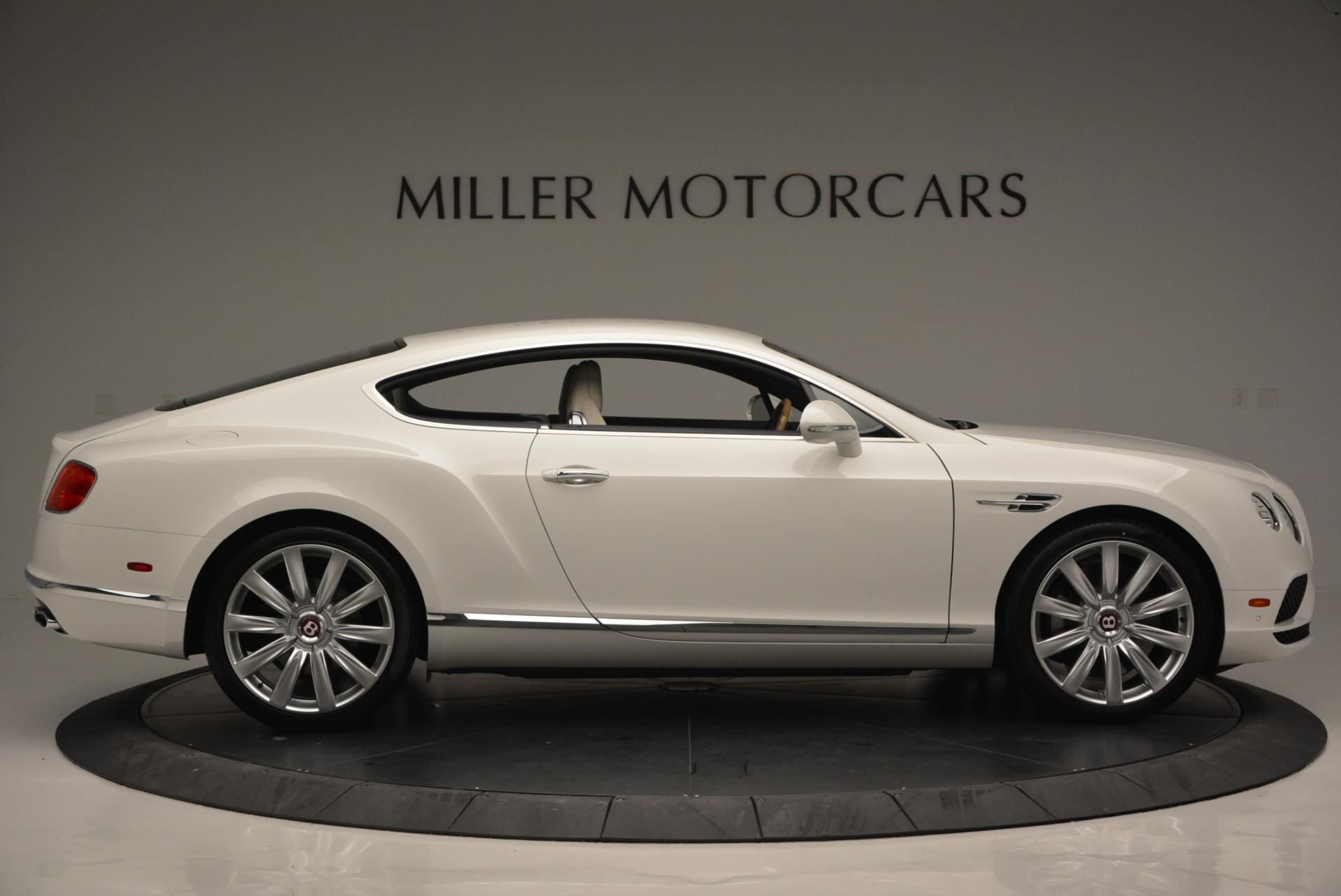 New 2016 Bentley Continental GT V8 For Sale In Greenwich, CT. Alfa Romeo of Greenwich, B1166 502_p9