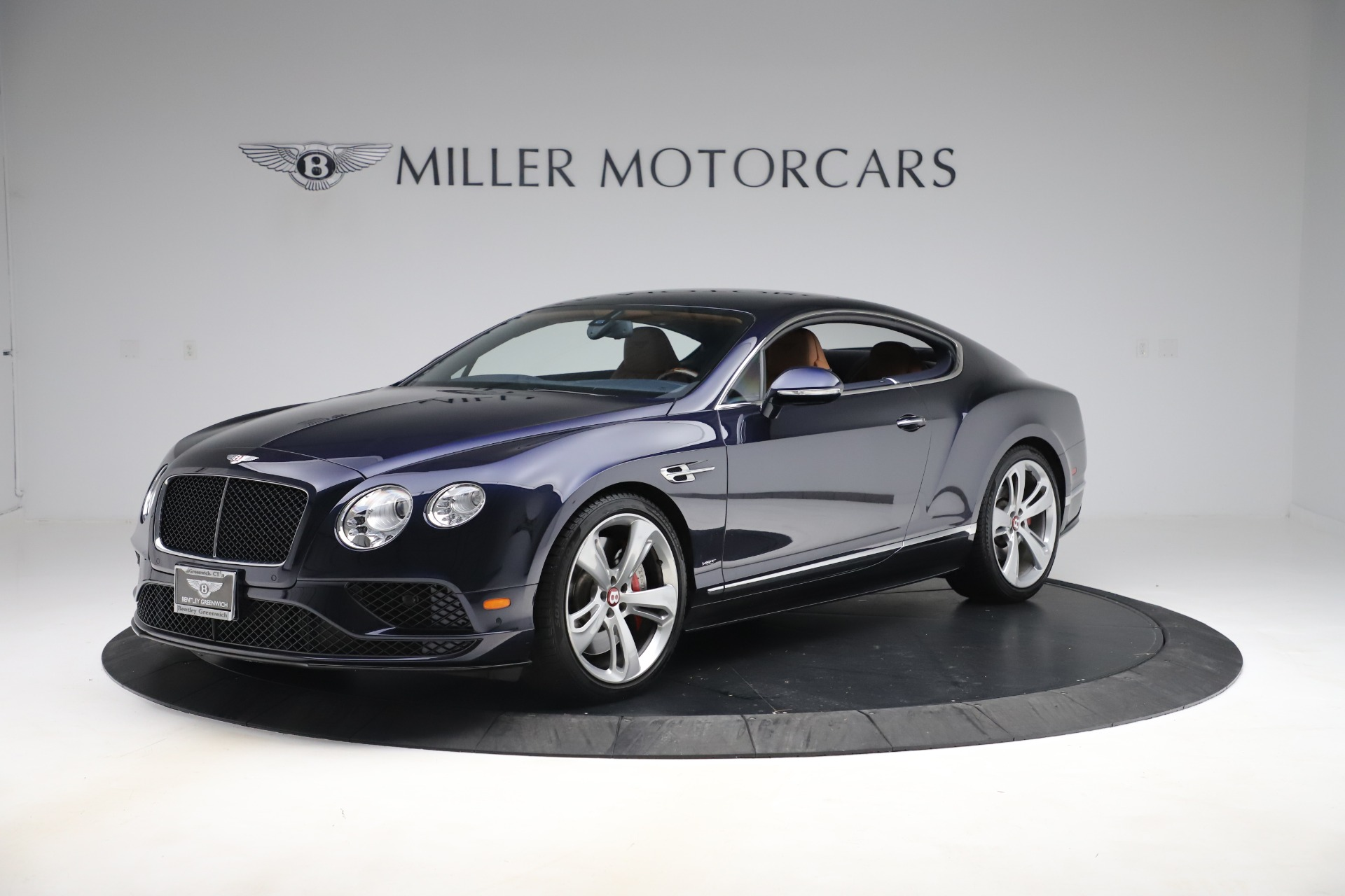 Used 2017 Bentley Continental GT V8 S For Sale In Greenwich, CT. Alfa Romeo of Greenwich, 7692