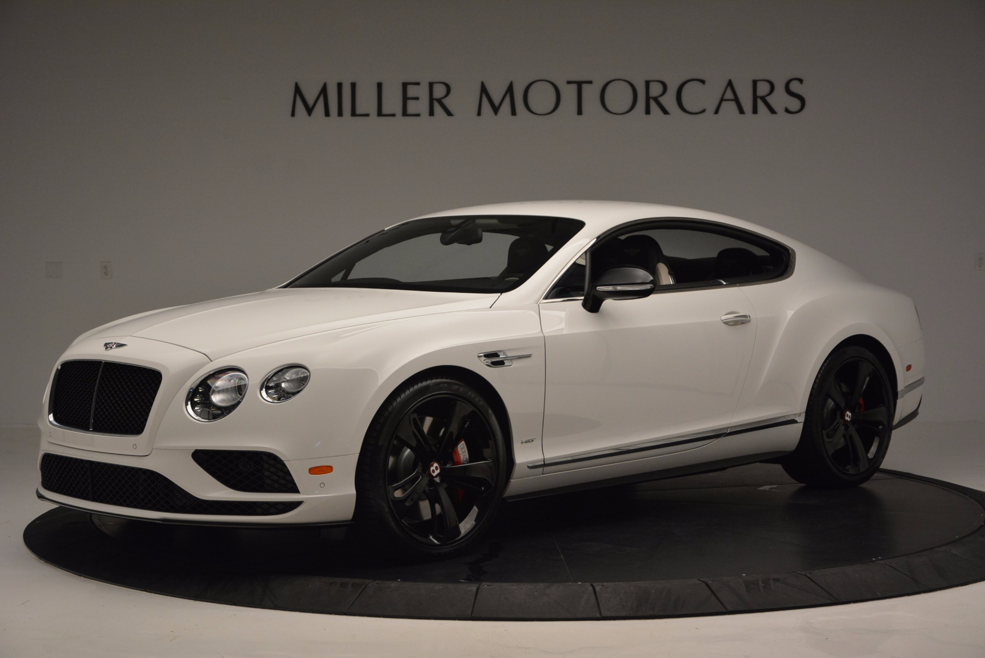 New 2017 Bentley Continental GT V8 S For Sale In Greenwich, CT. Alfa Romeo of Greenwich, B1187 504_p2
