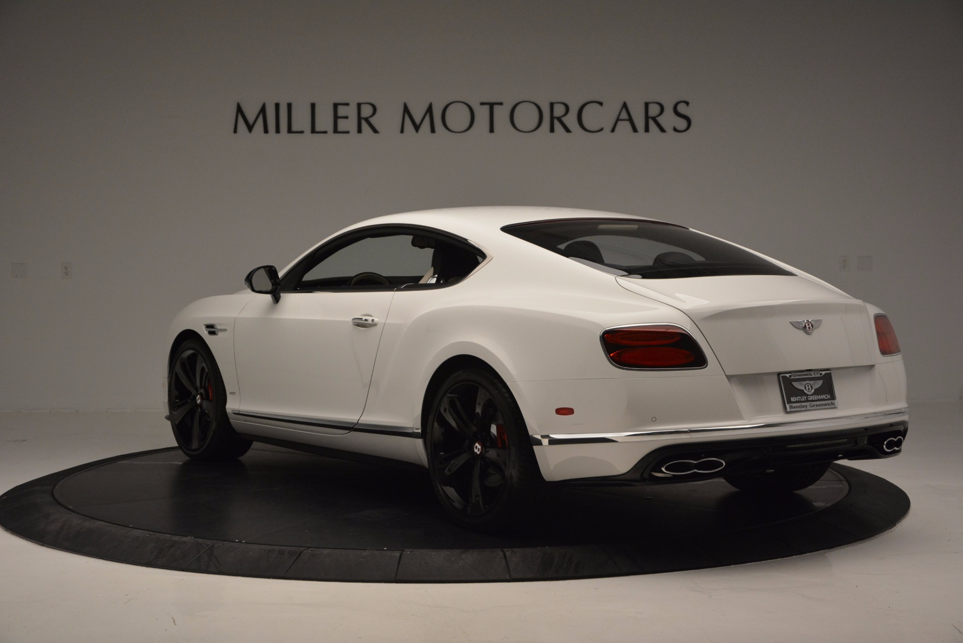 New 2017 Bentley Continental GT V8 S For Sale In Greenwich, CT. Alfa Romeo of Greenwich, B1187 504_p4