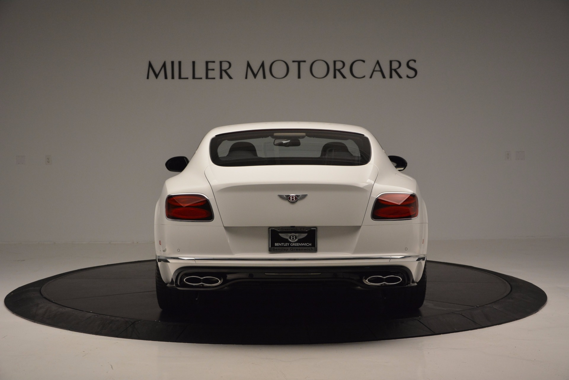 New 2017 Bentley Continental GT V8 S For Sale In Greenwich, CT. Alfa Romeo of Greenwich, B1187 504_p6
