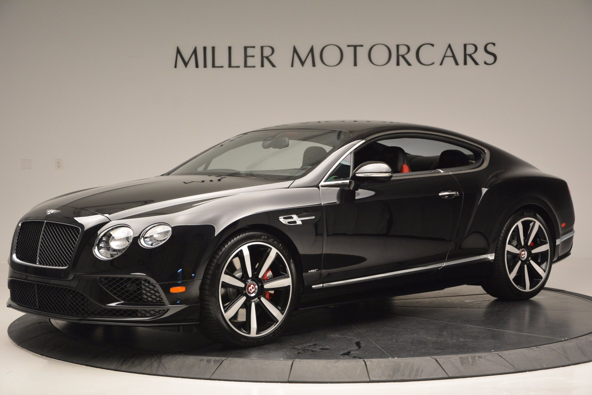 New 2017 Bentley Continental GT V8 S For Sale In Greenwich, CT. Alfa Romeo of Greenwich, B1183 505_p2