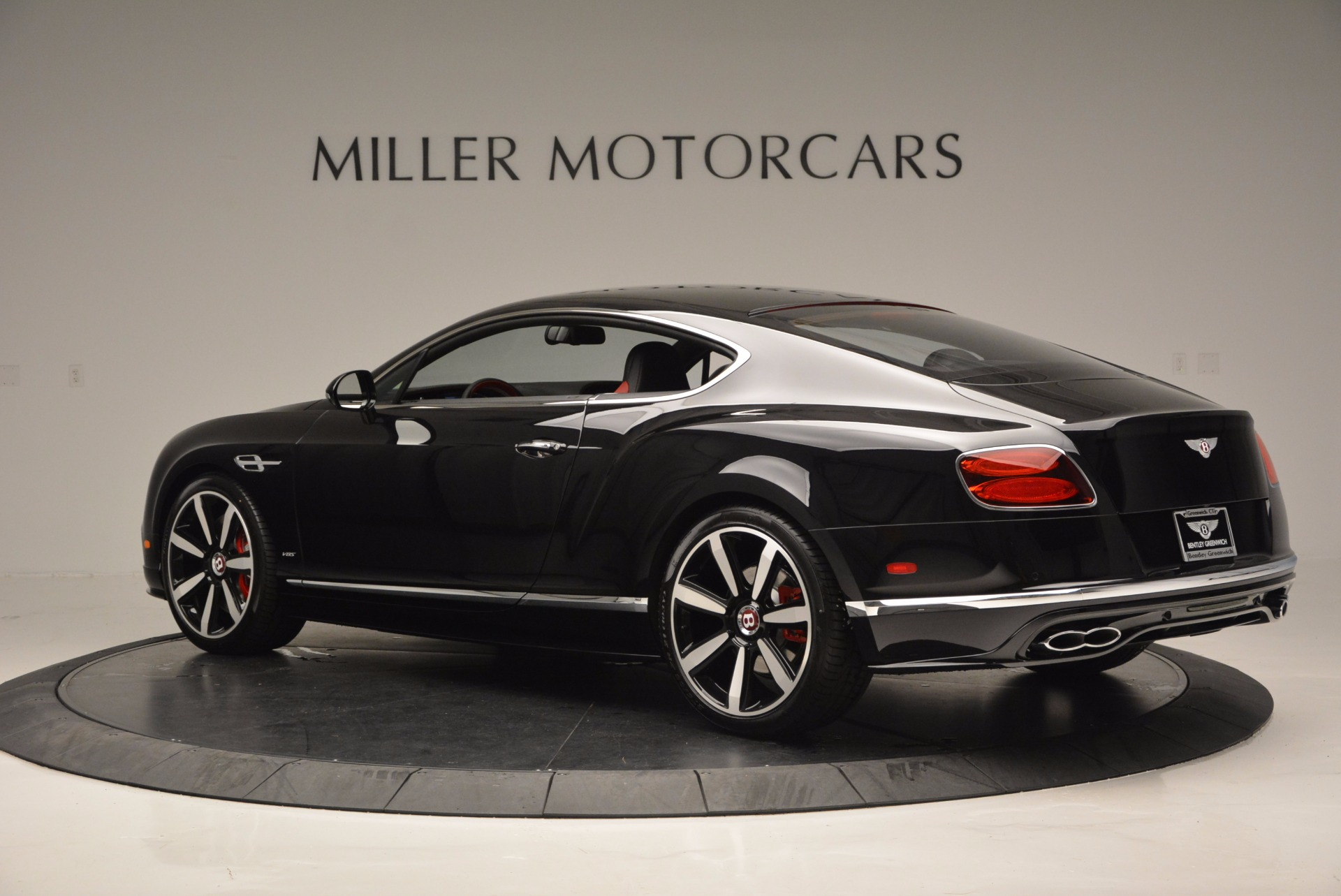 New 2017 Bentley Continental GT V8 S For Sale In Greenwich, CT. Alfa Romeo of Greenwich, B1183 505_p4