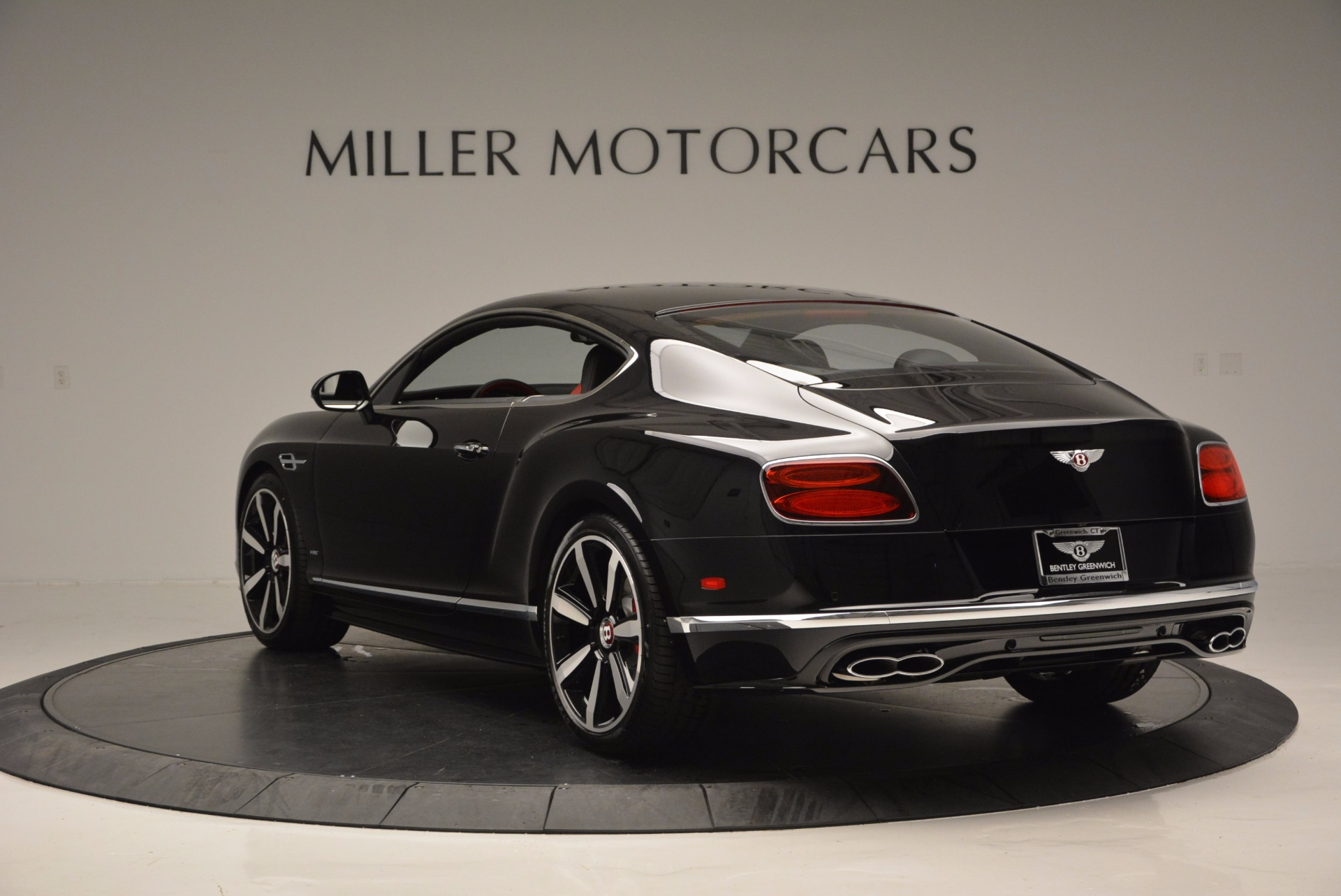 New 2017 Bentley Continental GT V8 S For Sale In Greenwich, CT. Alfa Romeo of Greenwich, B1183 505_p5
