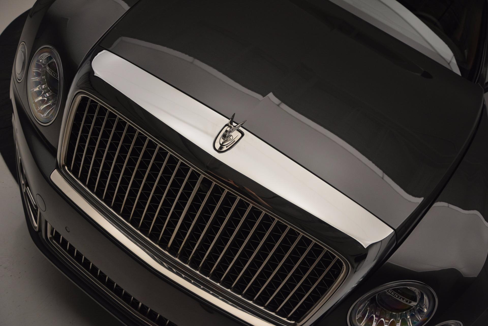 New 2017 Bentley Mulsanne  For Sale In Greenwich, CT. Alfa Romeo of Greenwich, B1186 508_p14