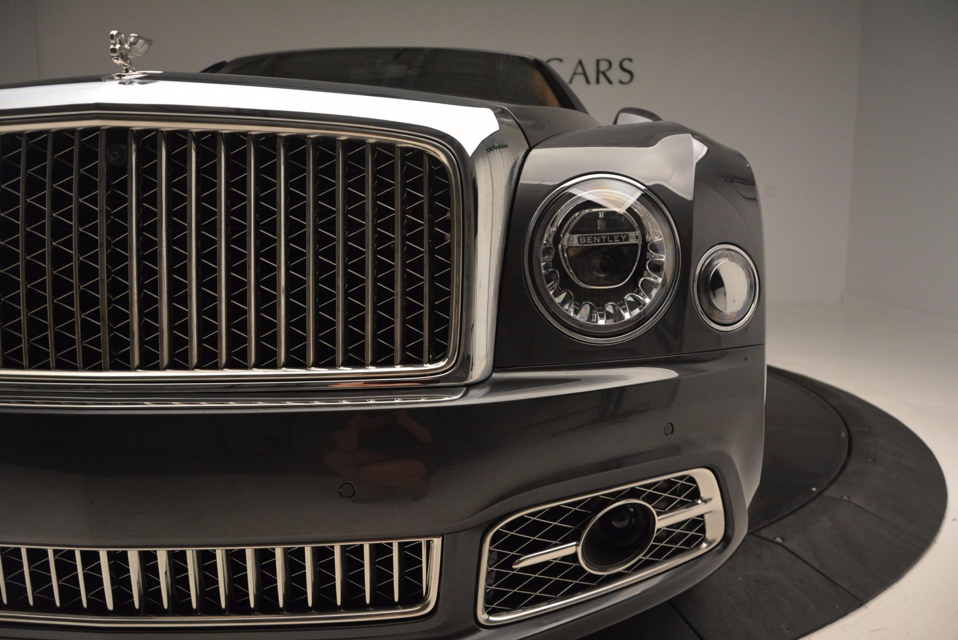 New 2017 Bentley Mulsanne  For Sale In Greenwich, CT. Alfa Romeo of Greenwich, B1186 508_p16