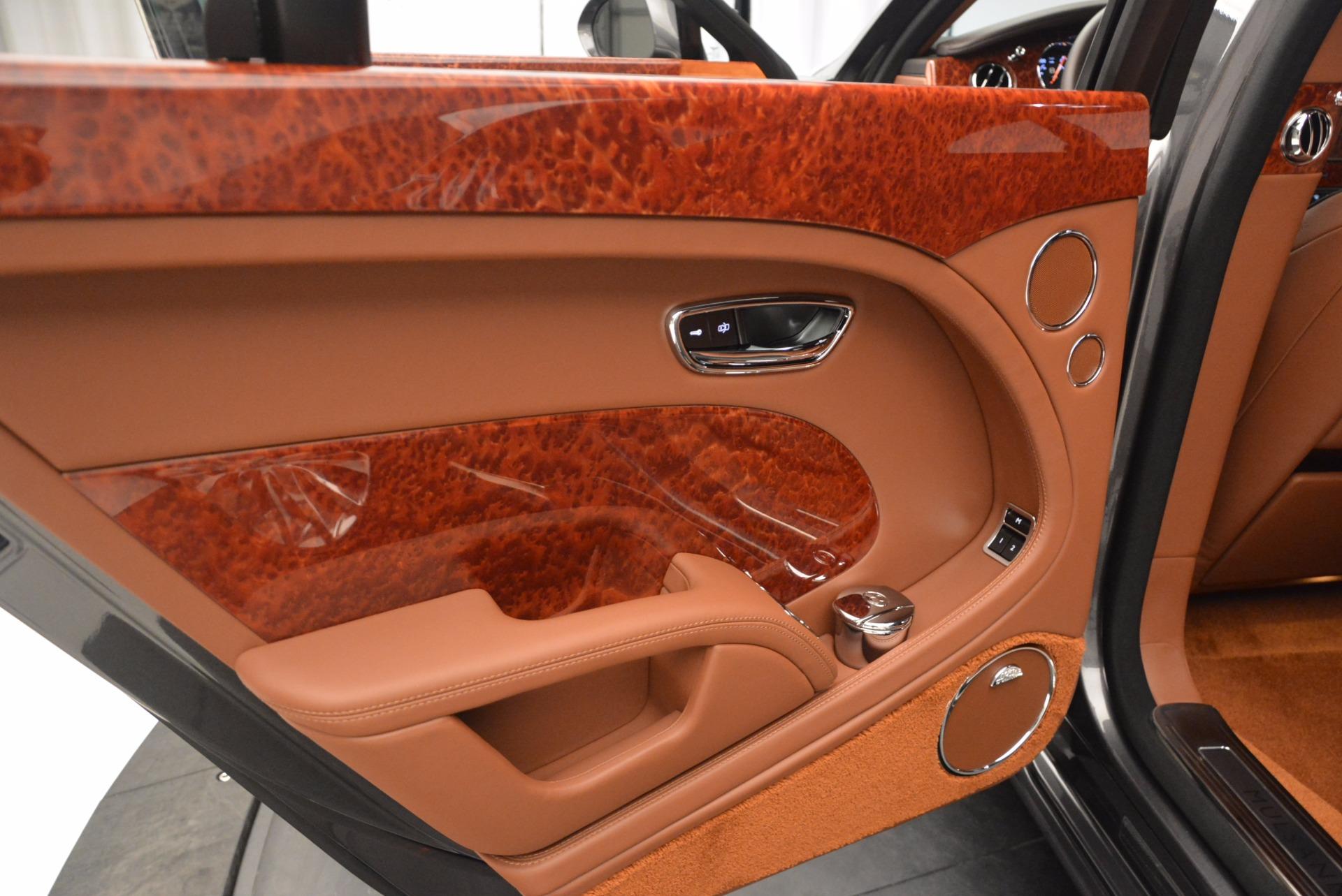 New 2017 Bentley Mulsanne  For Sale In Greenwich, CT. Alfa Romeo of Greenwich, B1186 508_p36