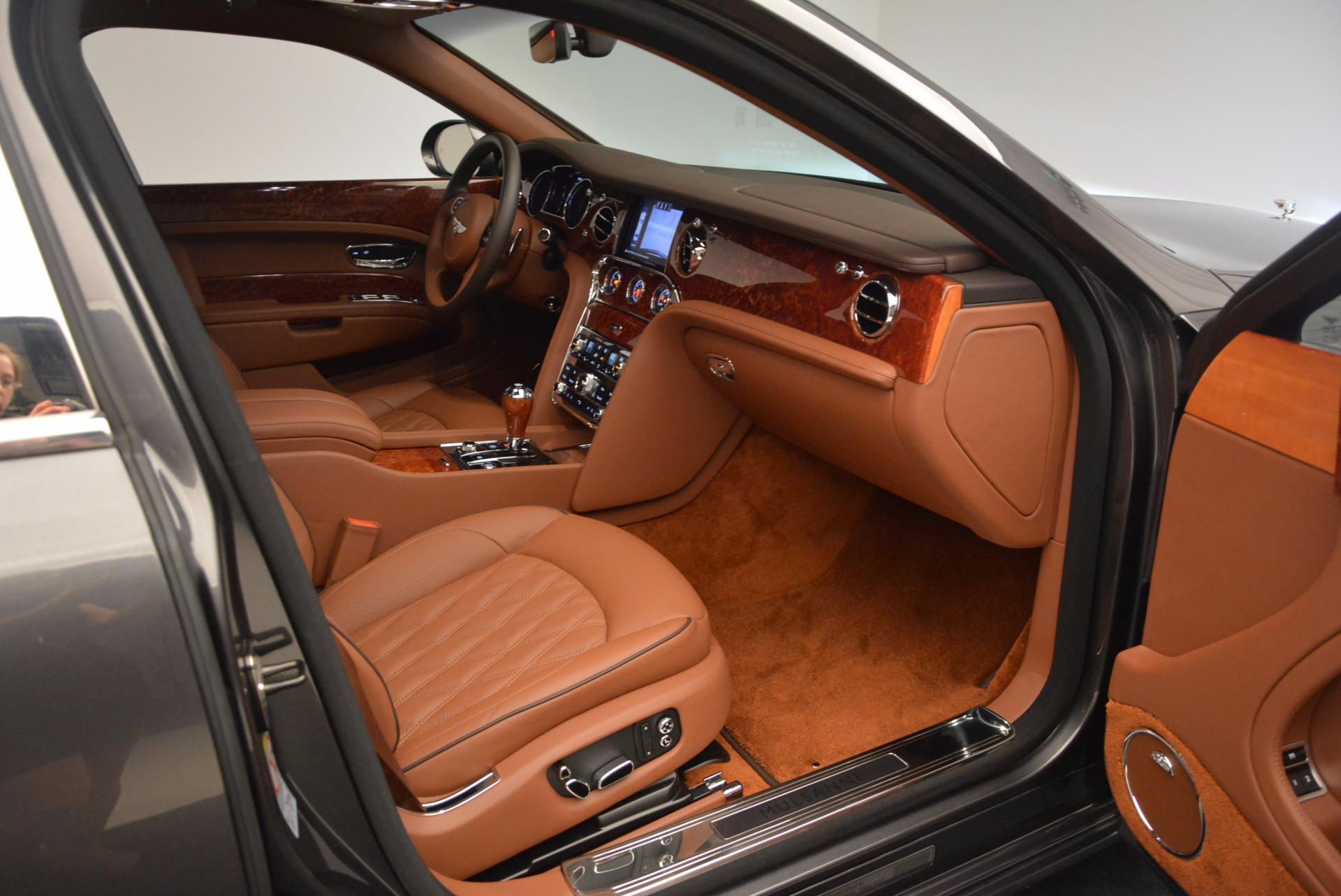 New 2017 Bentley Mulsanne  For Sale In Greenwich, CT. Alfa Romeo of Greenwich, B1186 508_p47