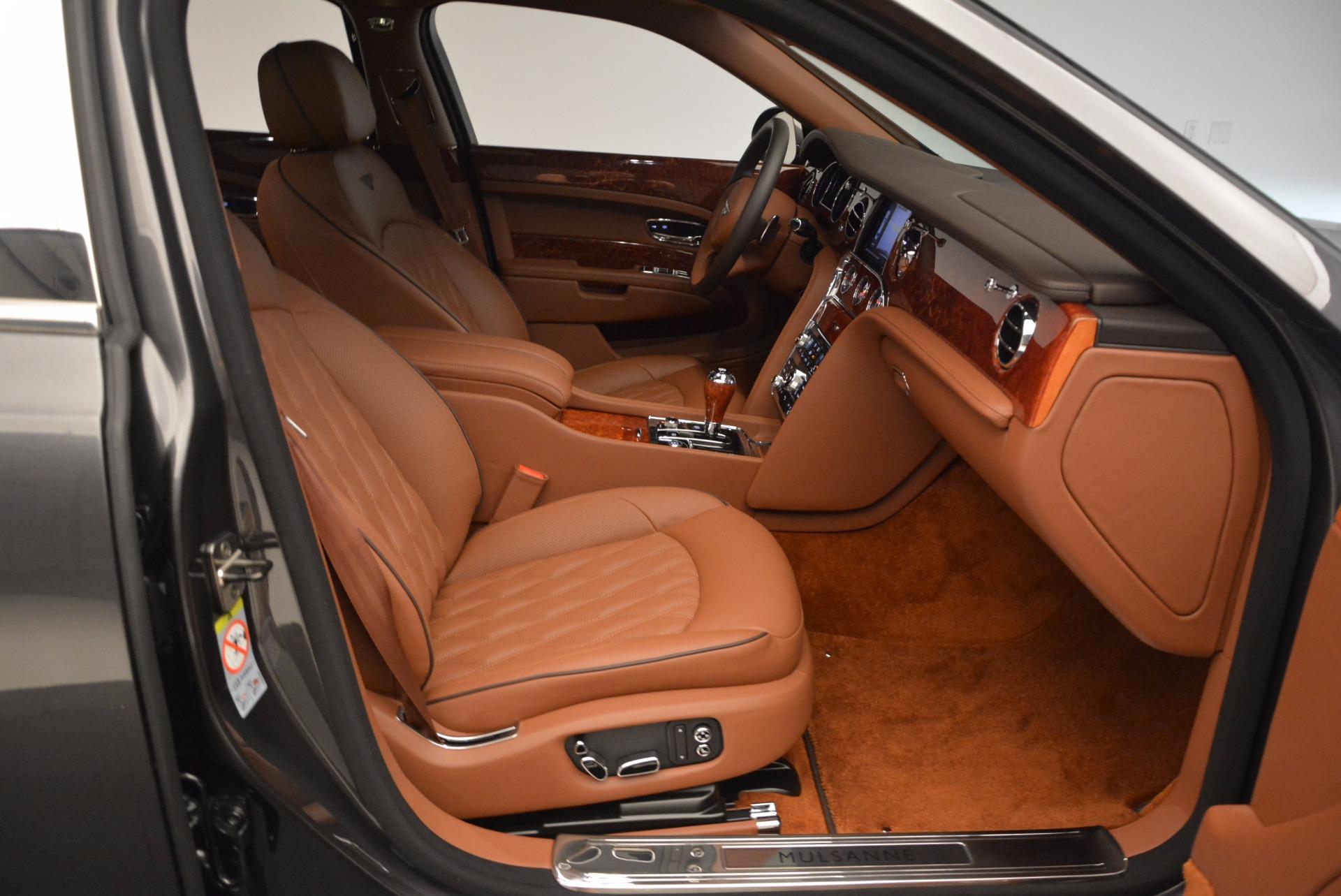 New 2017 Bentley Mulsanne  For Sale In Greenwich, CT. Alfa Romeo of Greenwich, B1186 508_p48