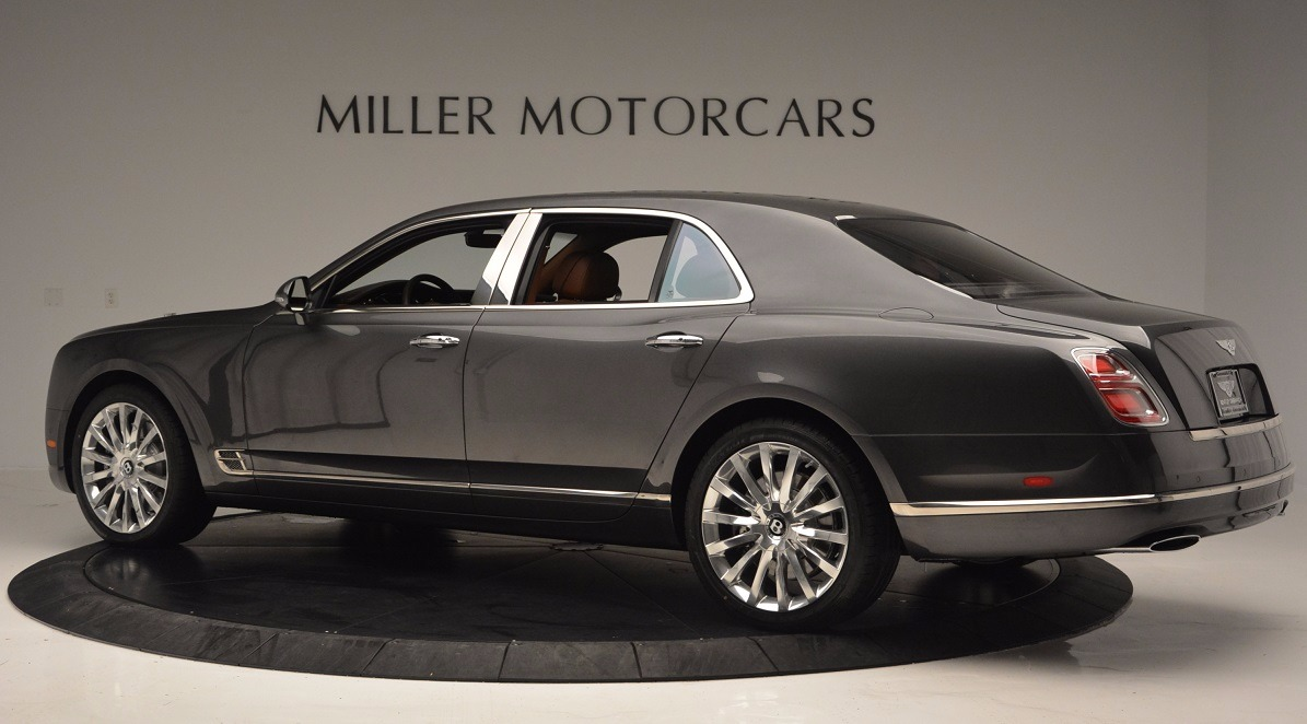 New 2017 Bentley Mulsanne  For Sale In Greenwich, CT. Alfa Romeo of Greenwich, B1186 508_p4