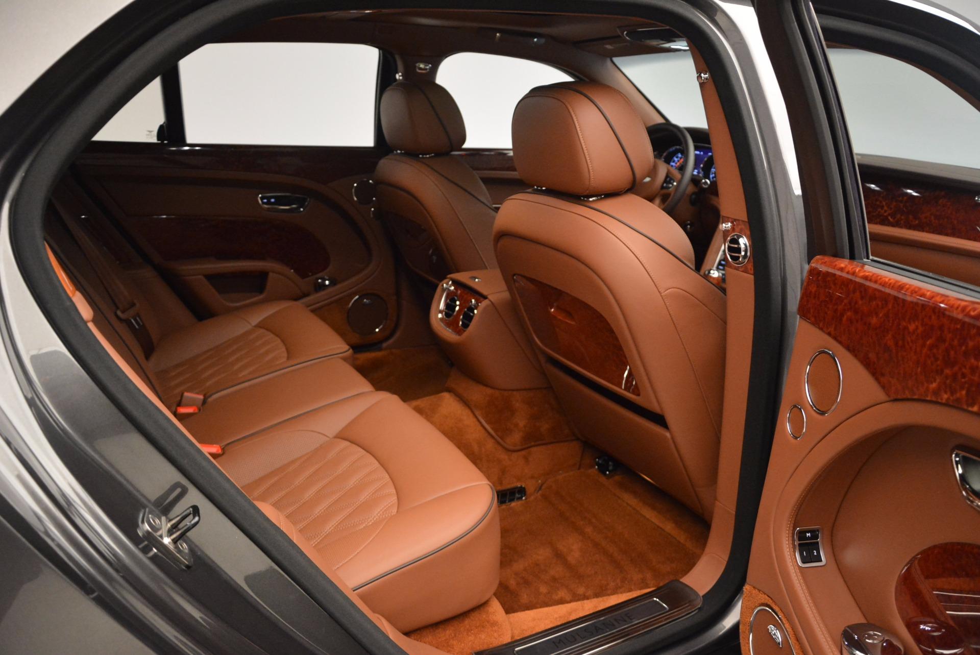 New 2017 Bentley Mulsanne  For Sale In Greenwich, CT. Alfa Romeo of Greenwich, B1186 508_p50
