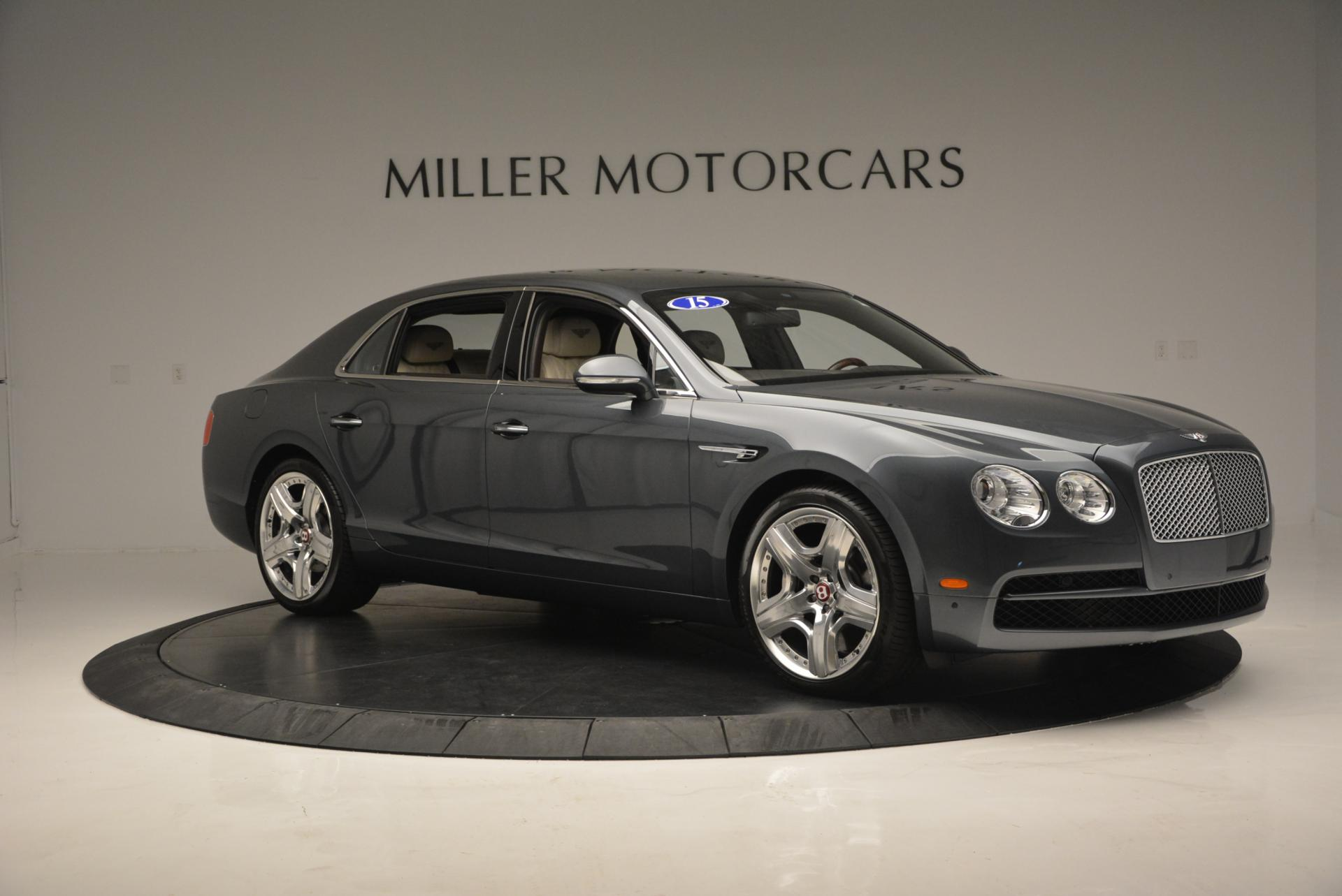 Used 2015 Bentley Flying Spur V8  For Sale In Greenwich, CT. Alfa Romeo of Greenwich, R375A 509_p11