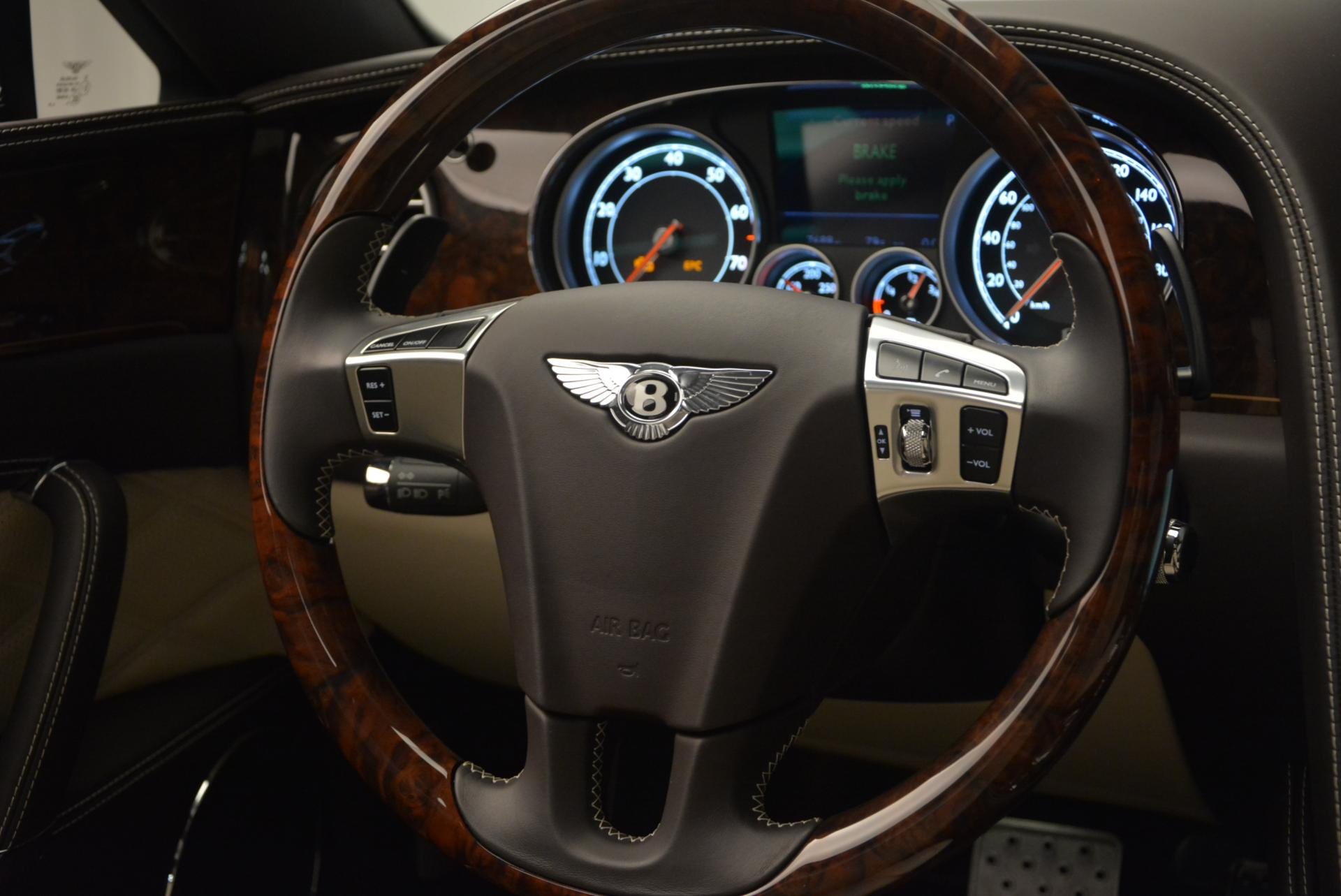 Used 2015 Bentley Flying Spur V8  For Sale In Greenwich, CT. Alfa Romeo of Greenwich, R375A 509_p27