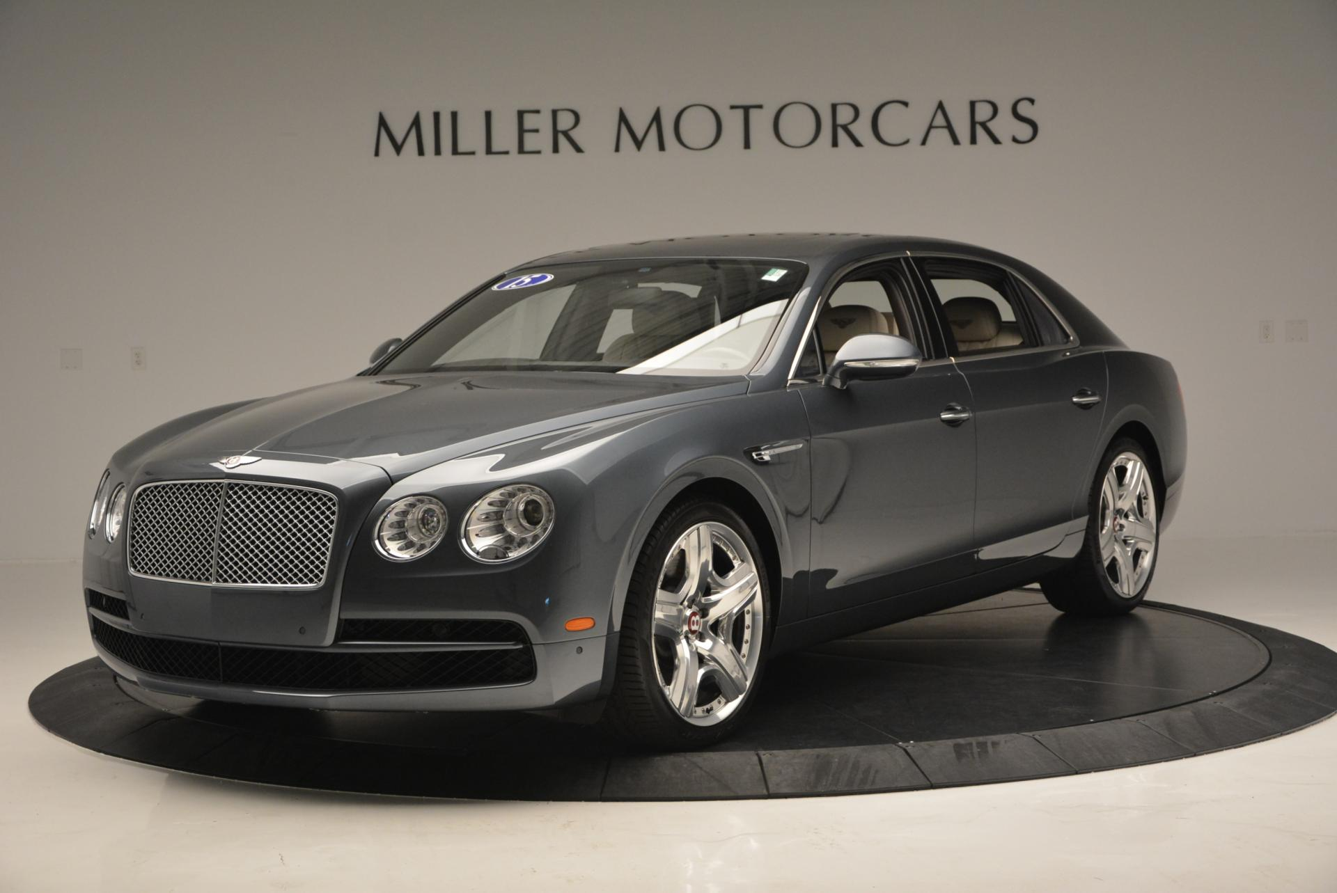 Used 2015 Bentley Flying Spur V8  For Sale In Greenwich, CT. Alfa Romeo of Greenwich, R375A 509_p2