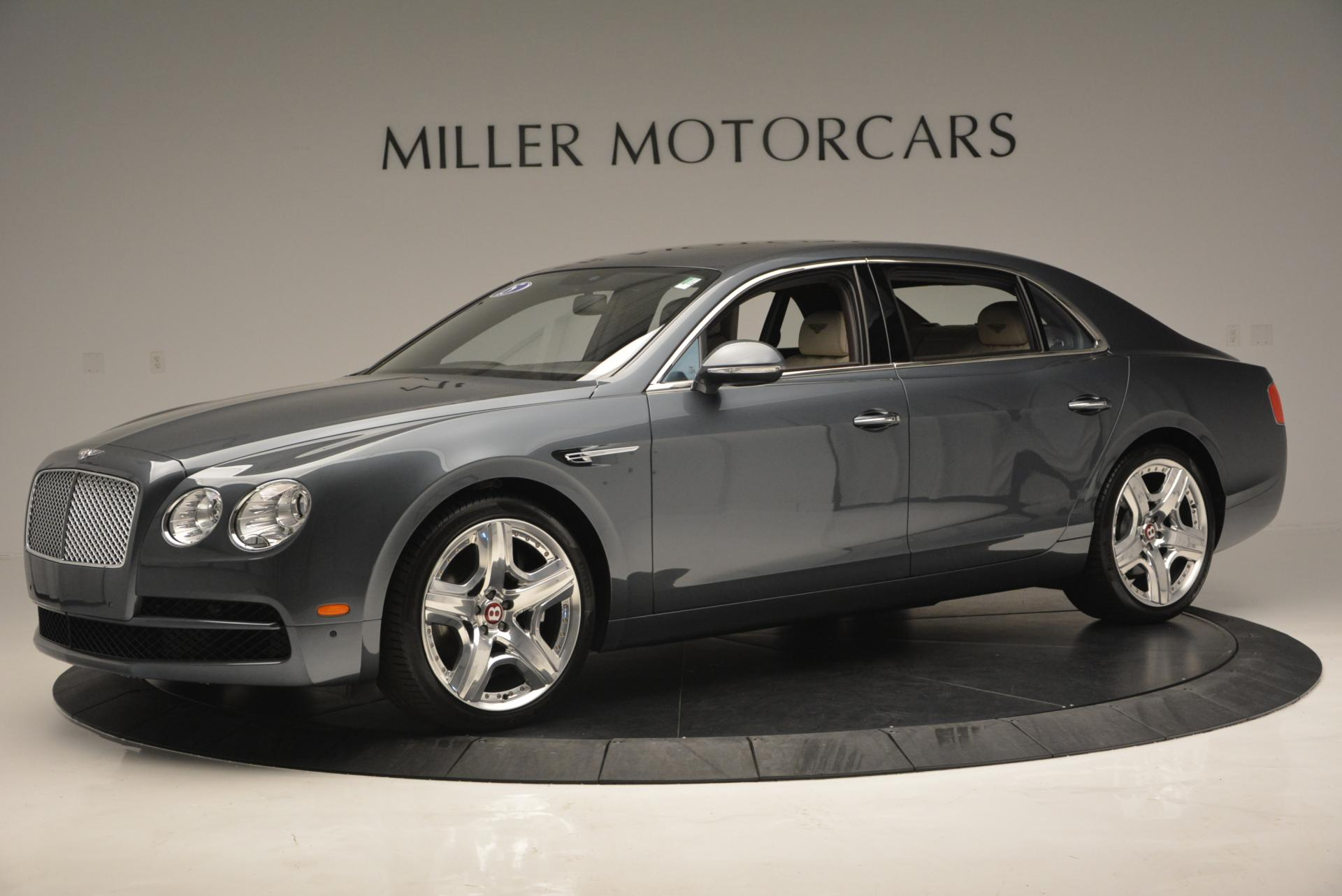 Used 2015 Bentley Flying Spur V8  For Sale In Greenwich, CT. Alfa Romeo of Greenwich, R375A 509_p3