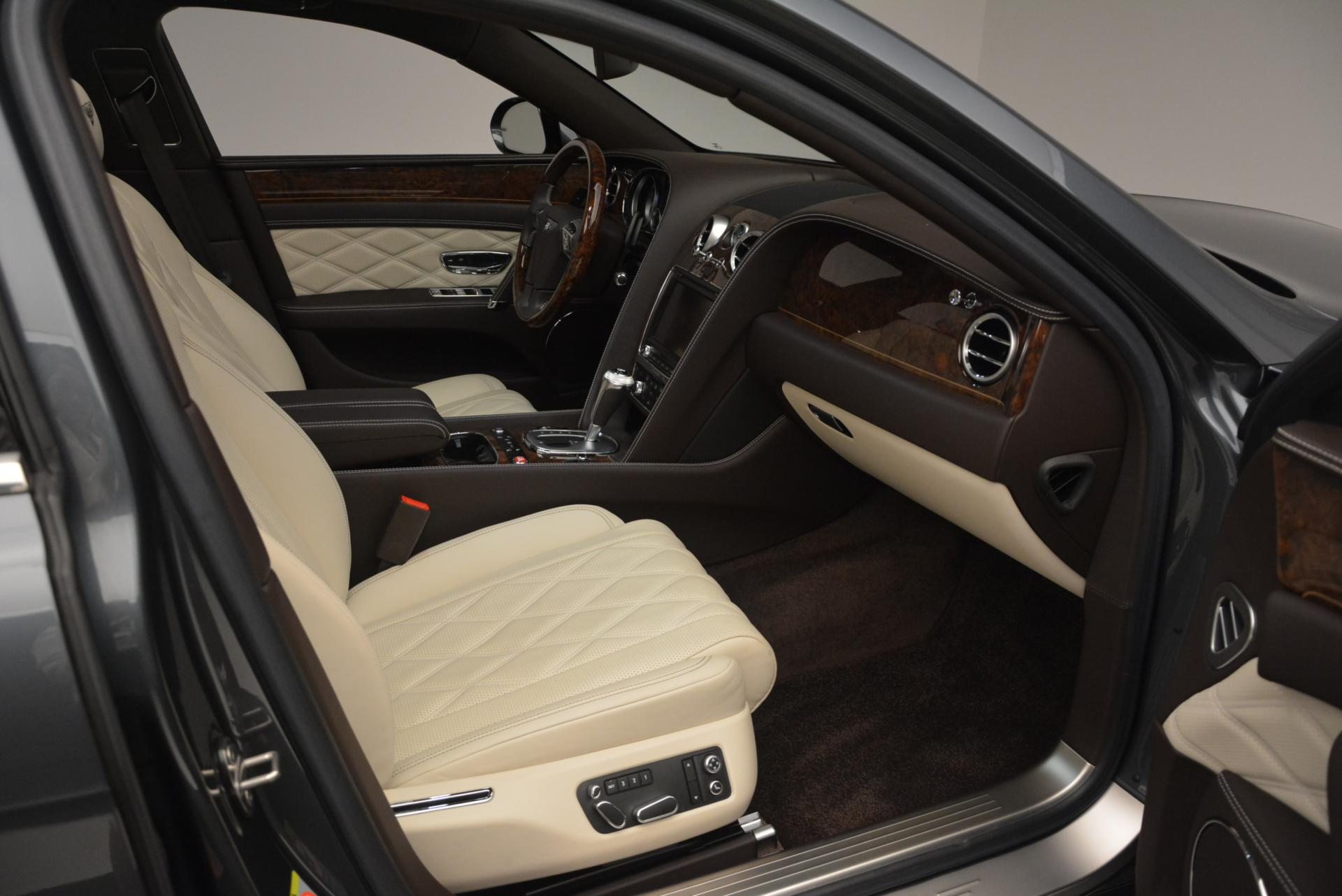 Used 2015 Bentley Flying Spur V8  For Sale In Greenwich, CT. Alfa Romeo of Greenwich, R375A 509_p45