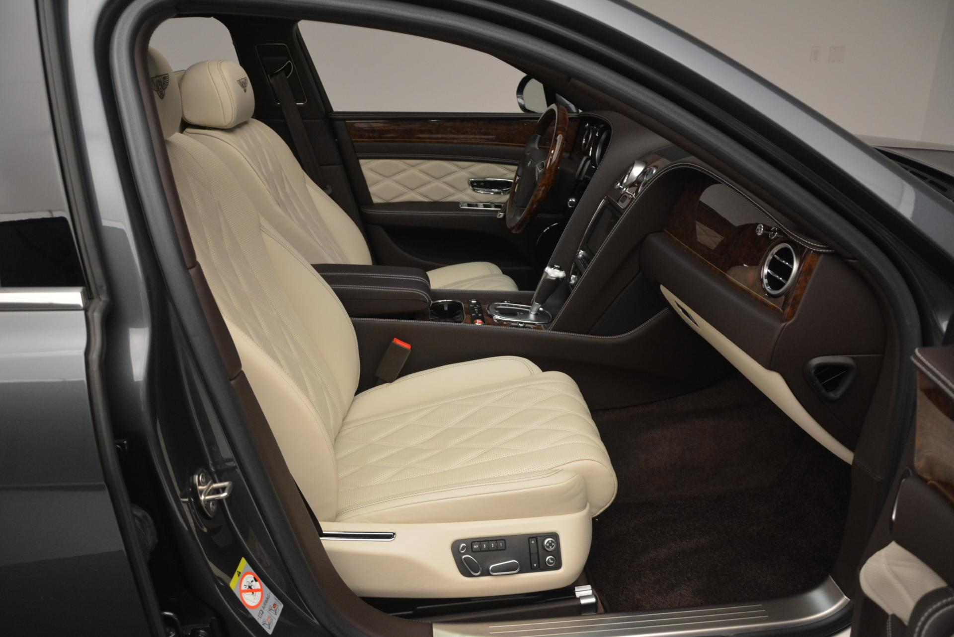 Used 2015 Bentley Flying Spur V8  For Sale In Greenwich, CT. Alfa Romeo of Greenwich, R375A 509_p46