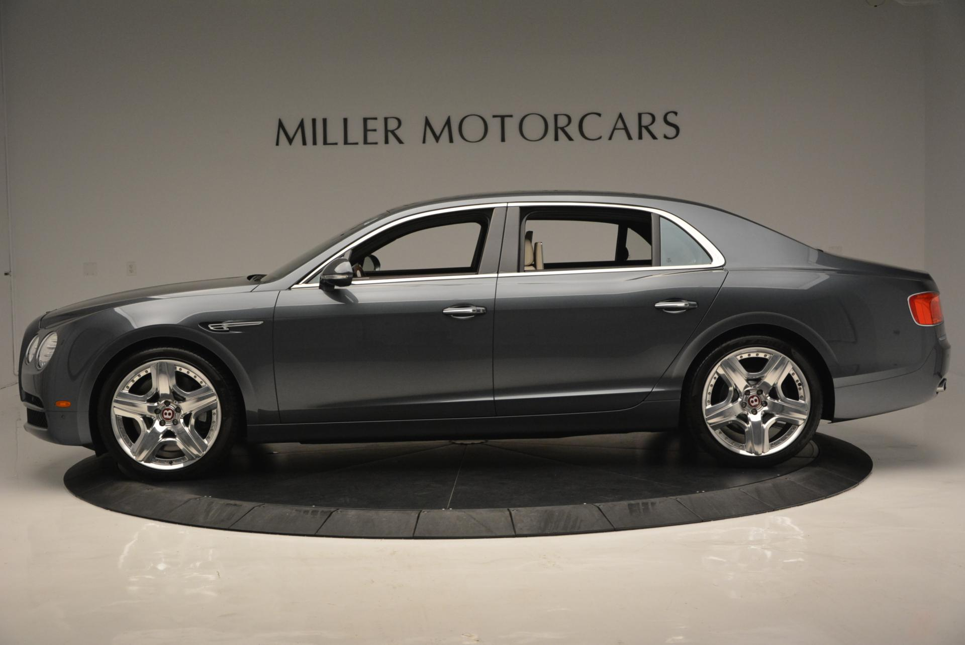Used 2015 Bentley Flying Spur V8  For Sale In Greenwich, CT. Alfa Romeo of Greenwich, R375A 509_p4