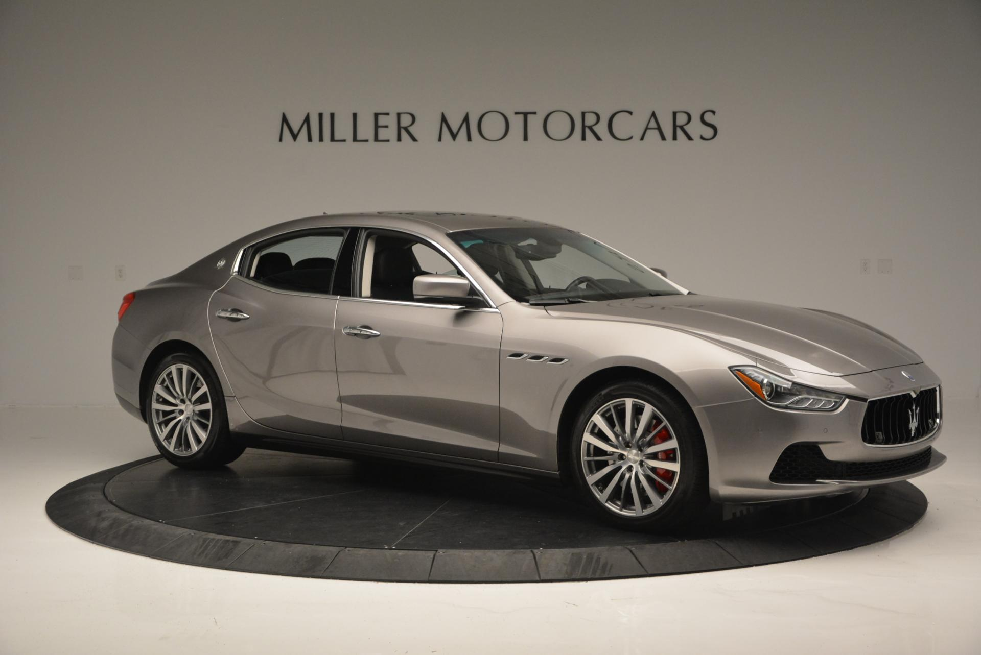 New 2016 Maserati Ghibli S Q4 For Sale In Greenwich, CT. Alfa Romeo of Greenwich, W226 51_p10
