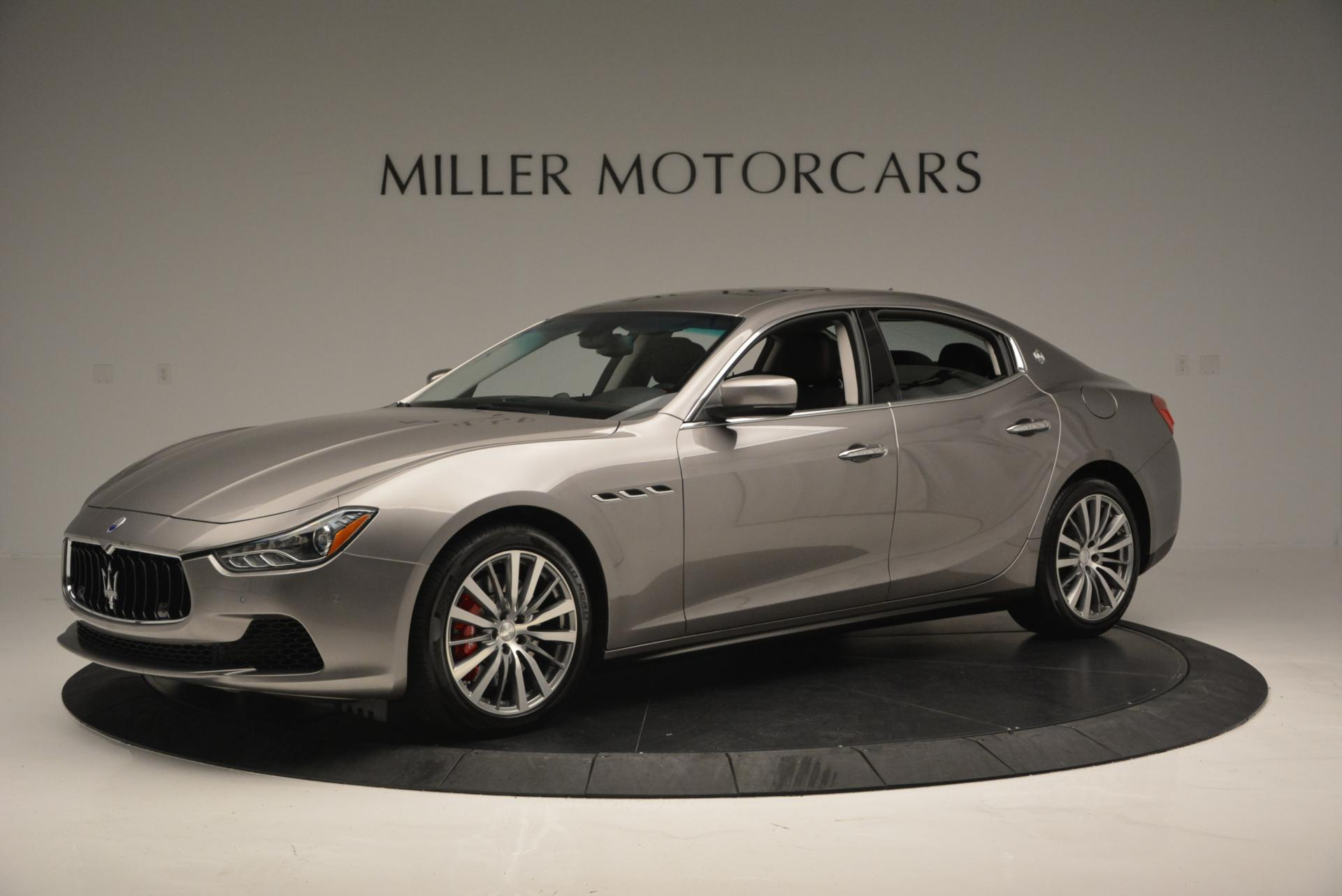 New 2016 Maserati Ghibli S Q4 For Sale In Greenwich, CT. Alfa Romeo of Greenwich, W226 51_p2