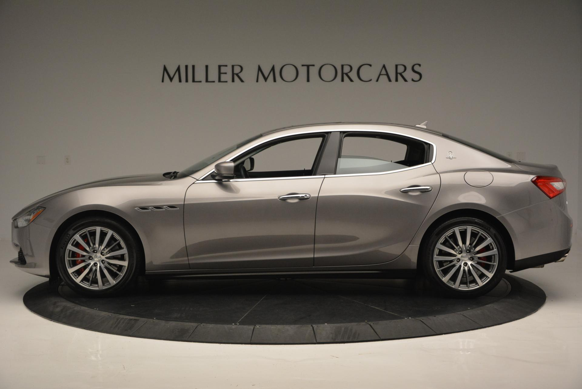 New 2016 Maserati Ghibli S Q4 For Sale In Greenwich, CT. Alfa Romeo of Greenwich, W226 51_p3