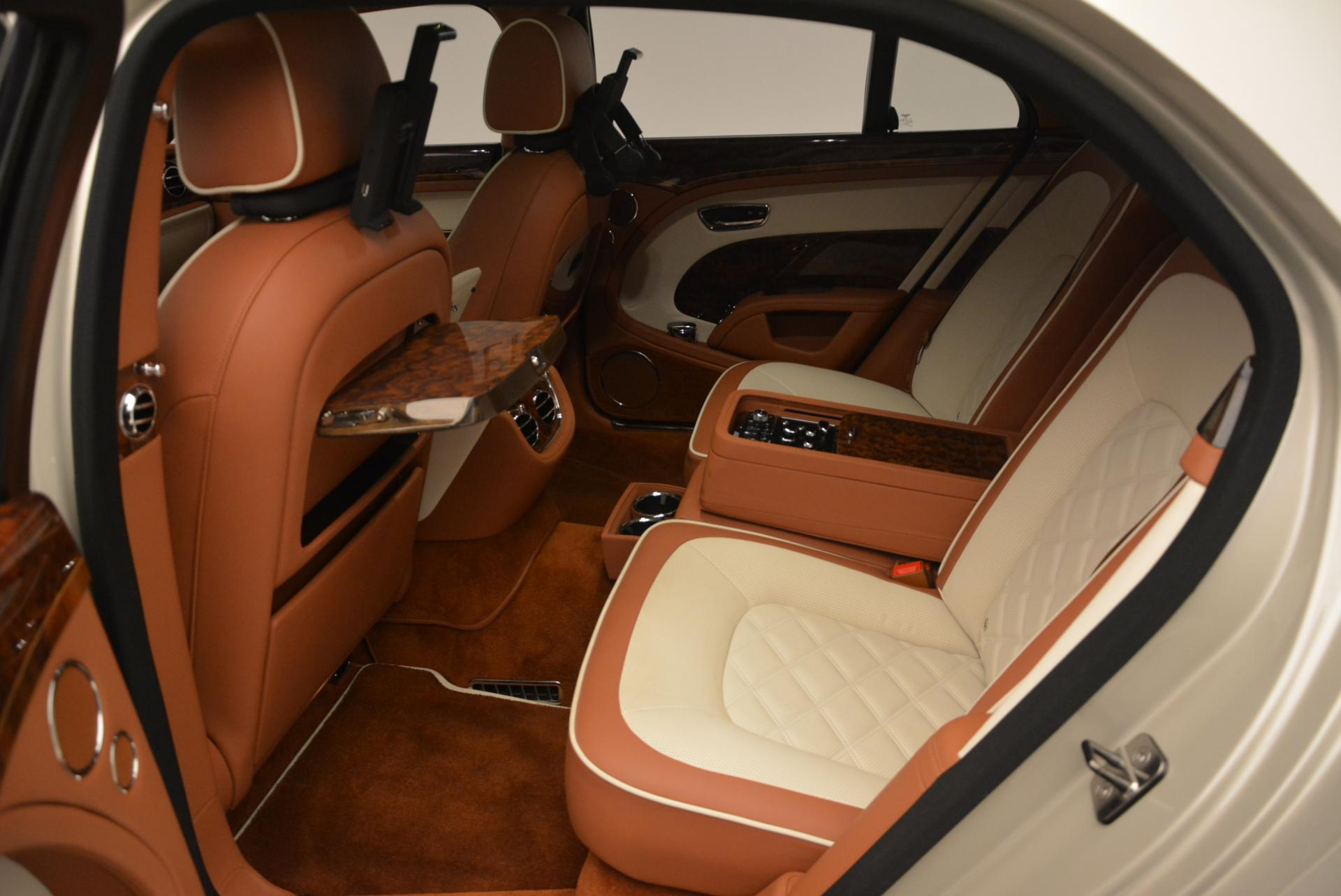 Used 2016 Bentley Mulsanne Speed  For Sale In Greenwich, CT. Alfa Romeo of Greenwich, 7076 510_p27