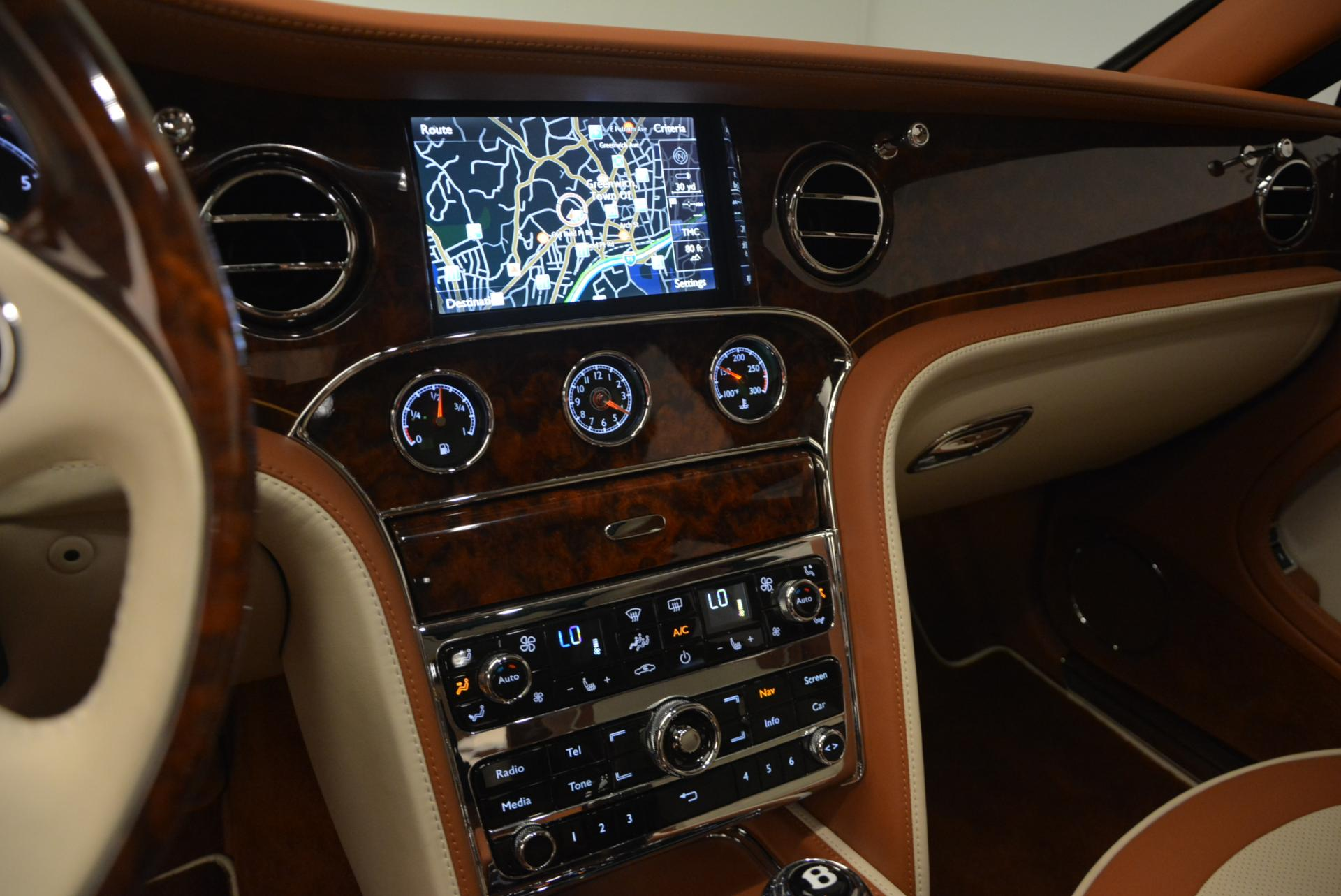 Used 2016 Bentley Mulsanne Speed  For Sale In Greenwich, CT. Alfa Romeo of Greenwich, 7076 510_p41