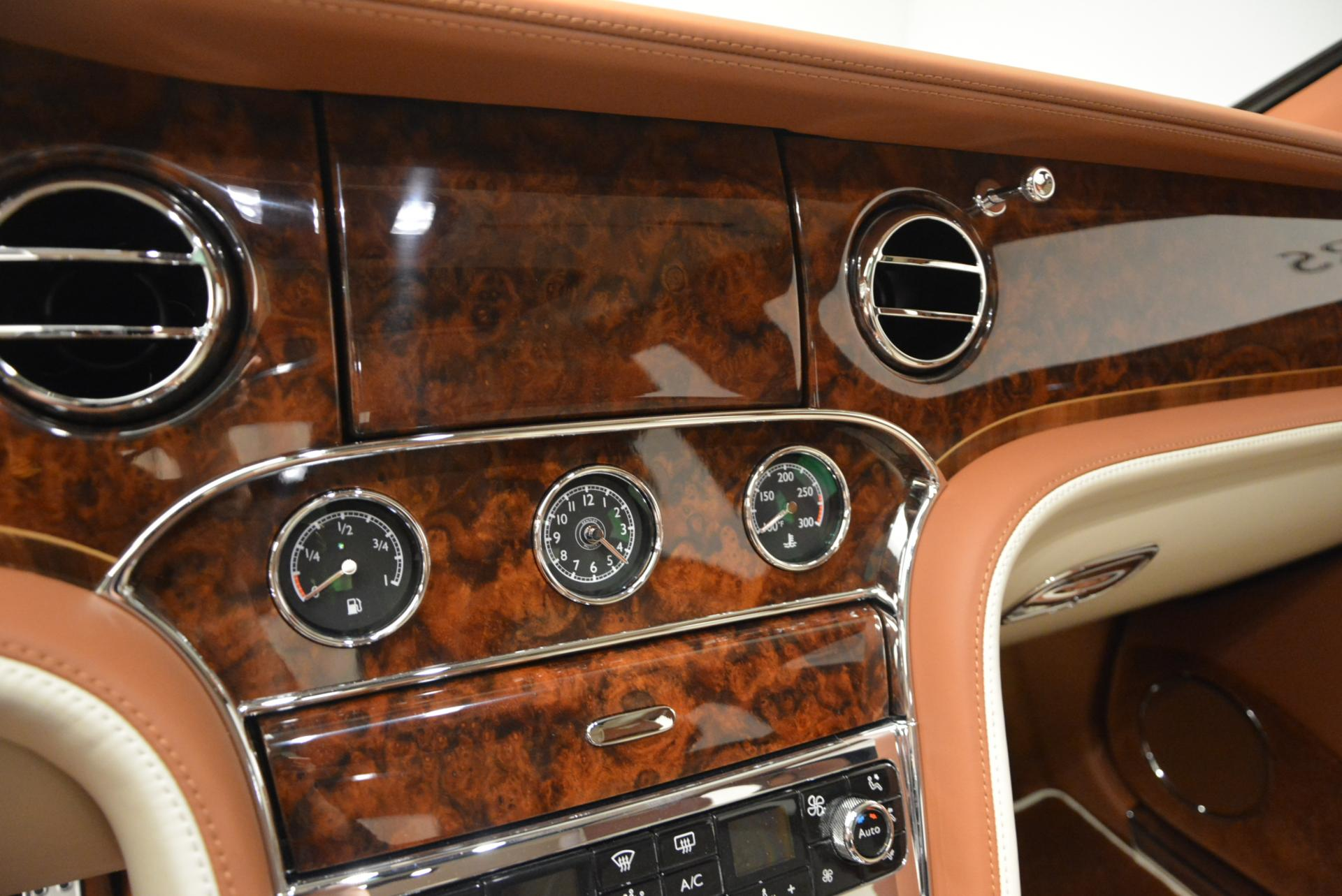 Used 2016 Bentley Mulsanne Speed  For Sale In Greenwich, CT. Alfa Romeo of Greenwich, 7076 510_p43