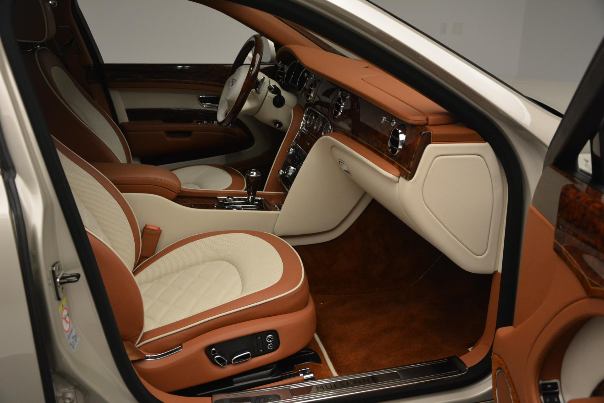 Used 2016 Bentley Mulsanne Speed  For Sale In Greenwich, CT. Alfa Romeo of Greenwich, 7076 510_p46