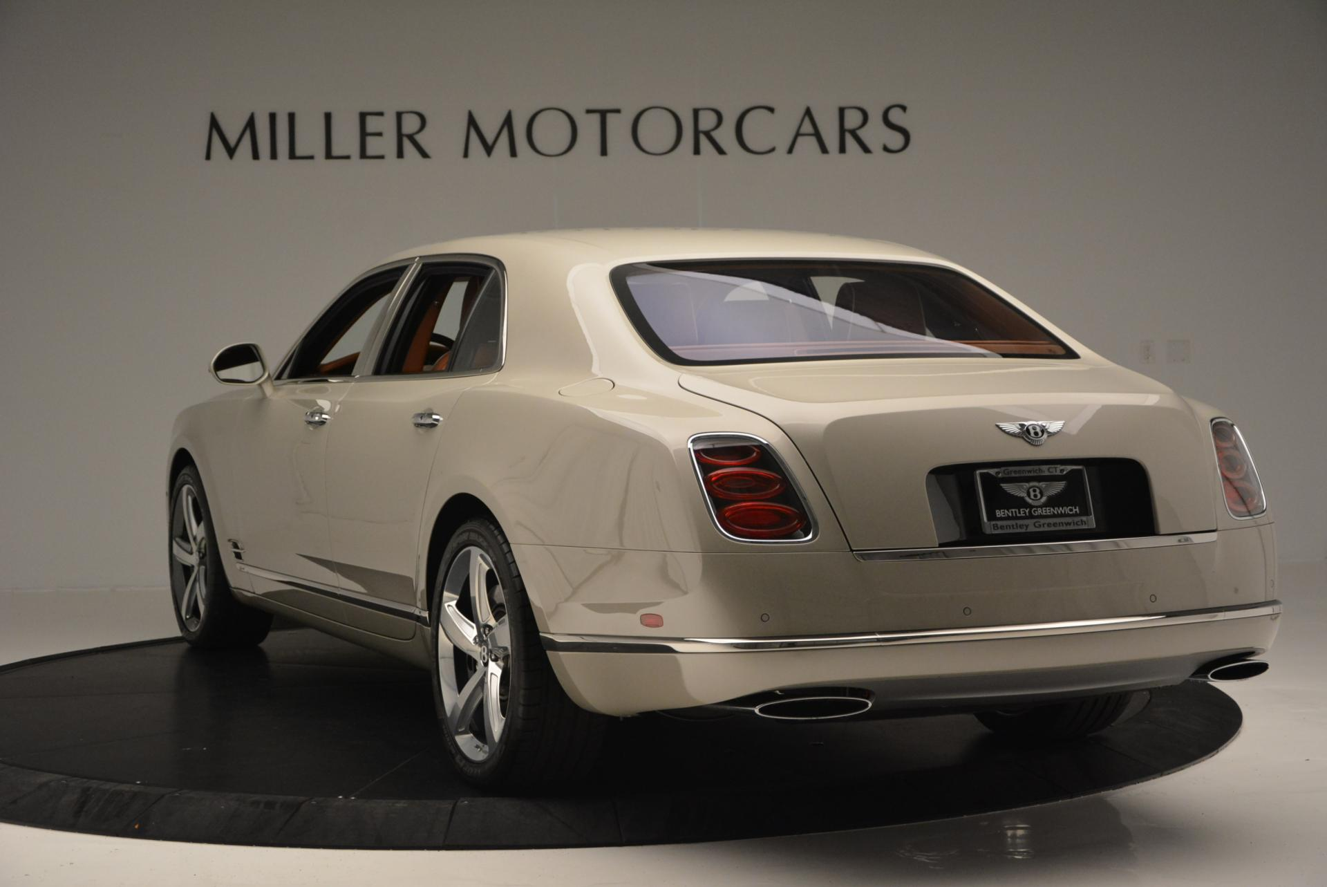 Used 2016 Bentley Mulsanne Speed  For Sale In Greenwich, CT. Alfa Romeo of Greenwich, 7076 510_p4
