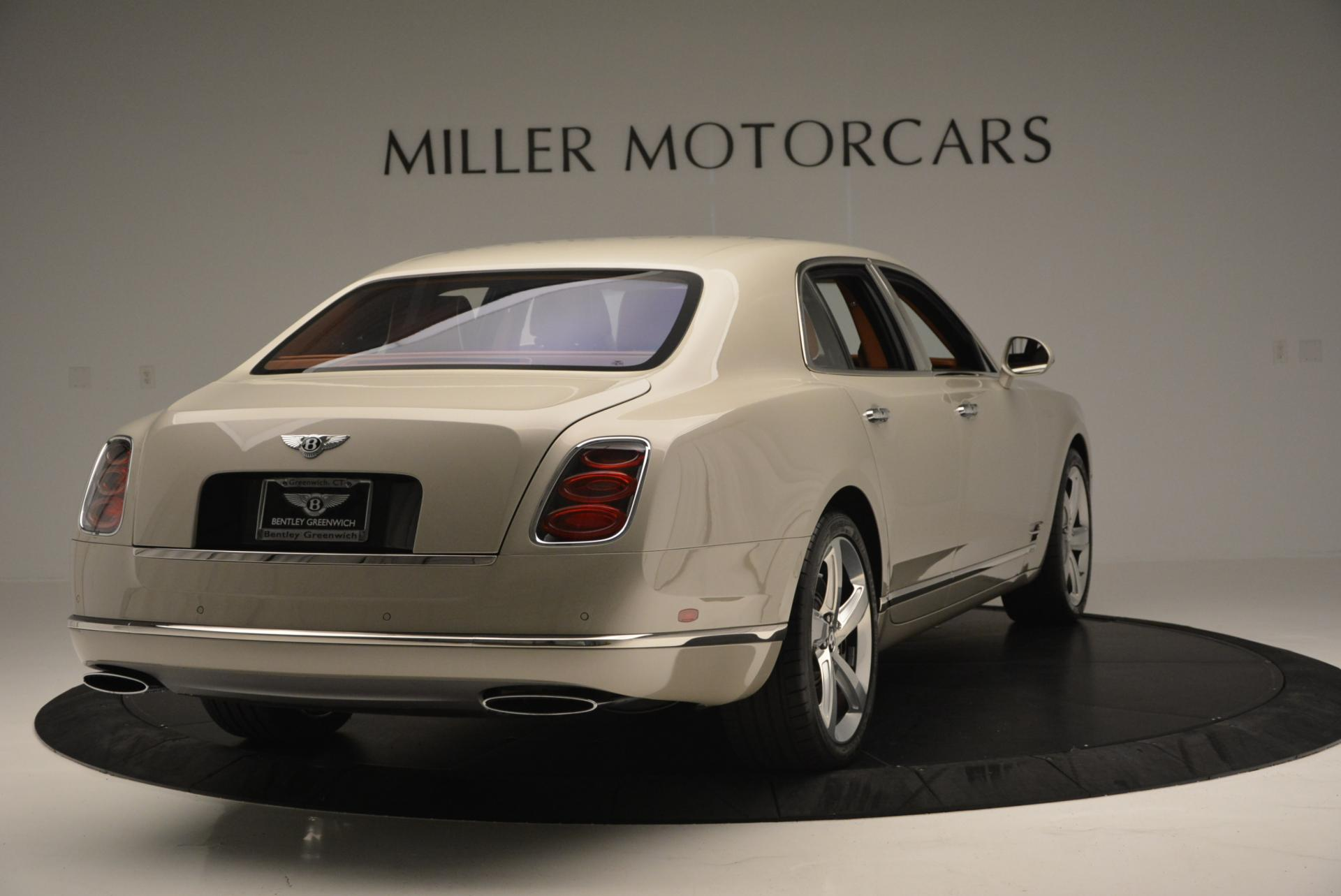 Used 2016 Bentley Mulsanne Speed  For Sale In Greenwich, CT. Alfa Romeo of Greenwich, 7076 510_p6