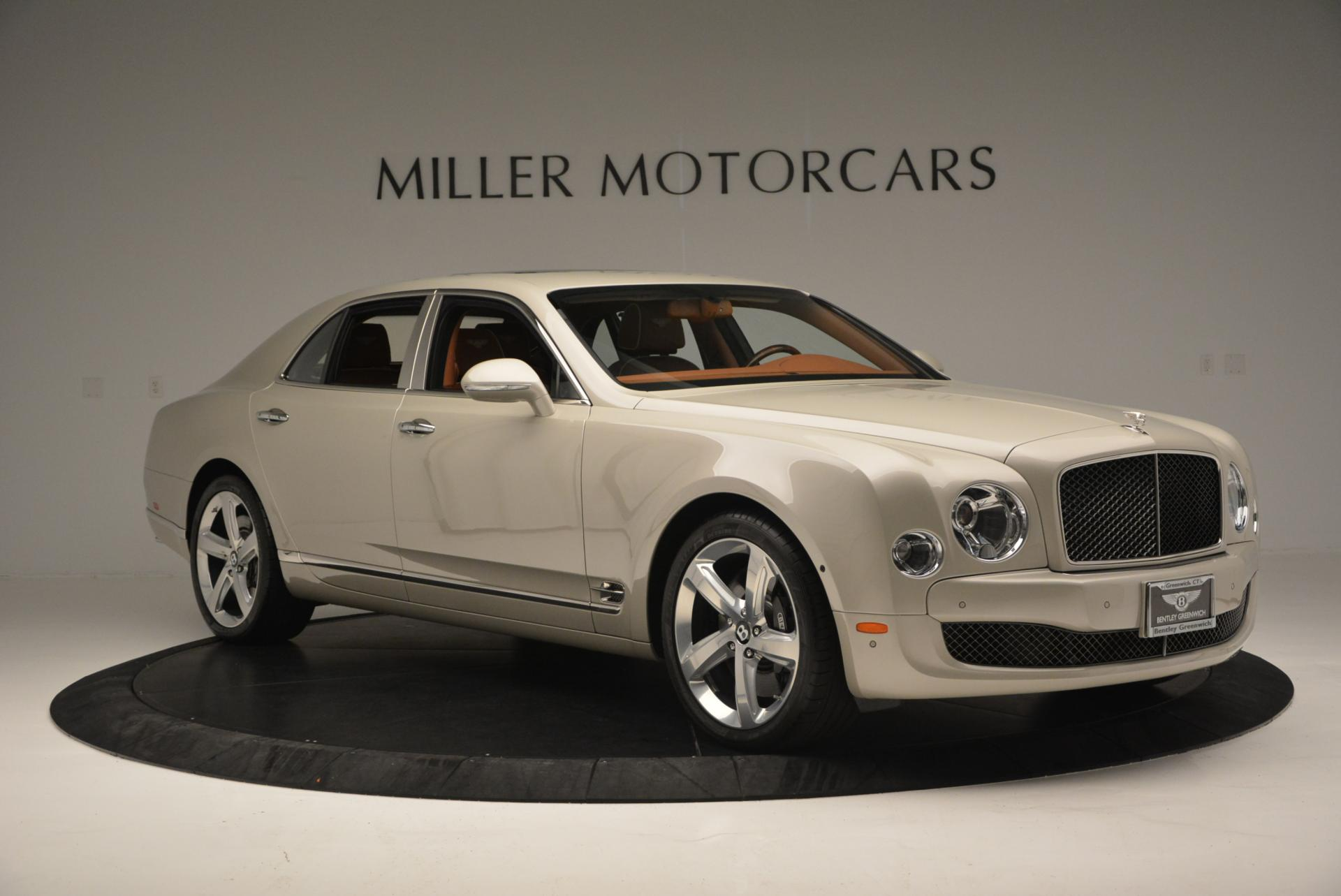 Used 2016 Bentley Mulsanne Speed  For Sale In Greenwich, CT. Alfa Romeo of Greenwich, 7076 510_p9