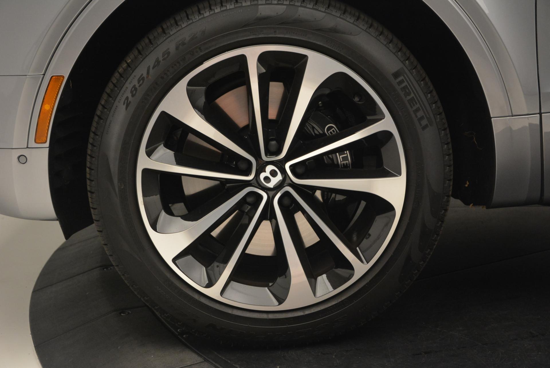 Used 2017 Bentley Bentayga W12 For Sale In Greenwich, CT. Alfa Romeo of Greenwich, 7270 511_p18