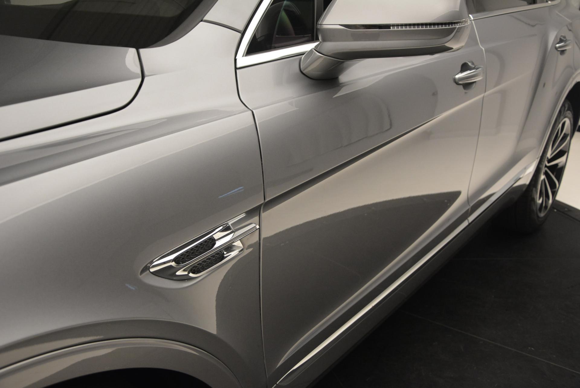 Used 2017 Bentley Bentayga W12 For Sale In Greenwich, CT. Alfa Romeo of Greenwich, 7270 511_p19