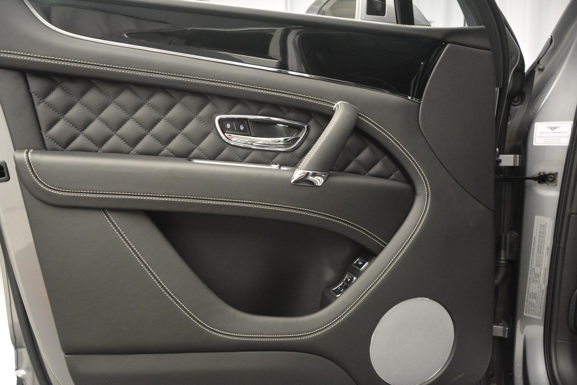Used 2017 Bentley Bentayga W12 For Sale In Greenwich, CT. Alfa Romeo of Greenwich, 7270 511_p23