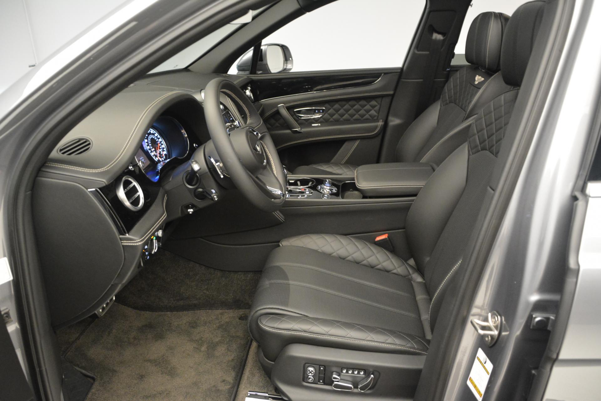 Used 2017 Bentley Bentayga W12 For Sale In Greenwich, CT. Alfa Romeo of Greenwich, 7270 511_p26