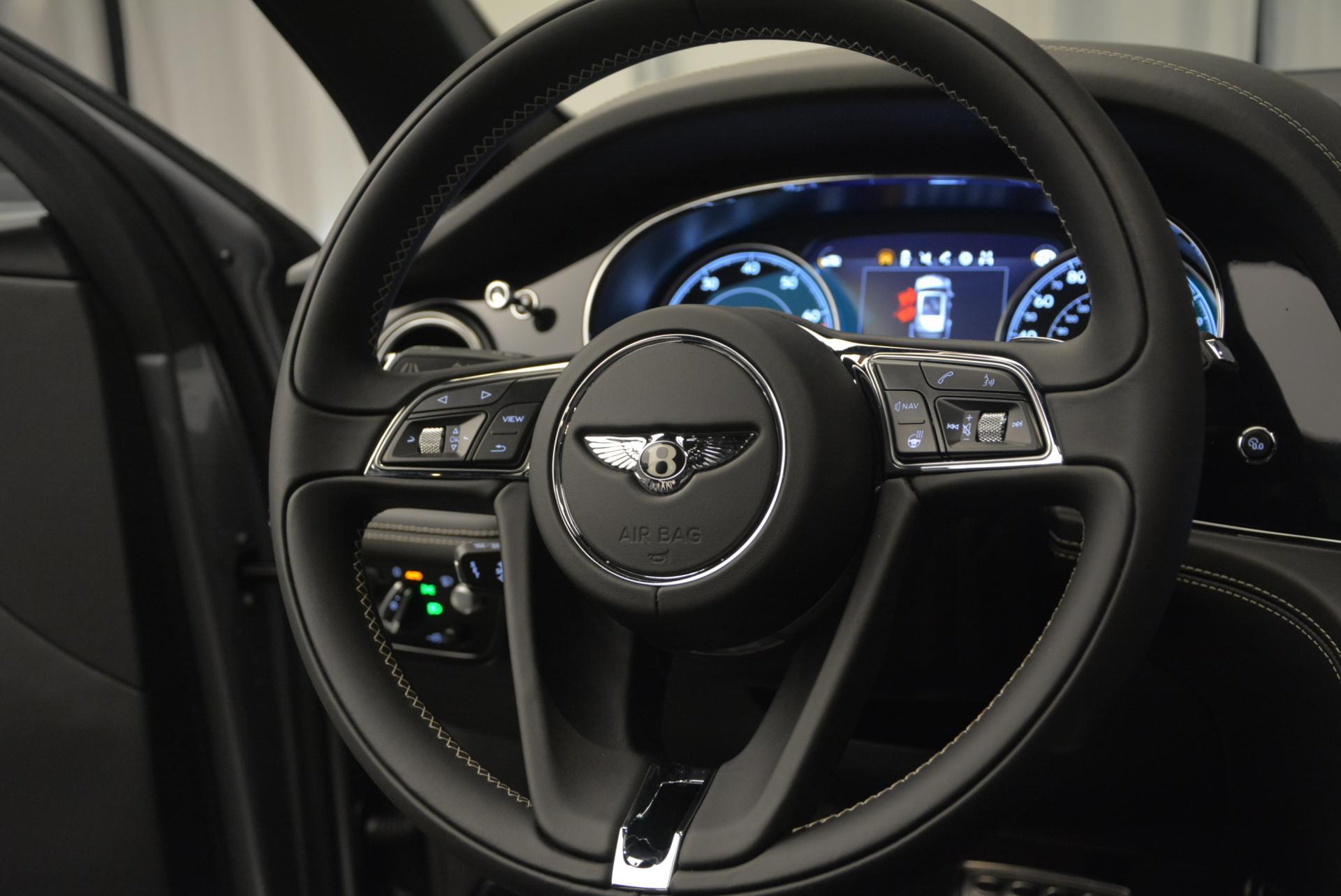Used 2017 Bentley Bentayga W12 For Sale In Greenwich, CT. Alfa Romeo of Greenwich, 7270 511_p29