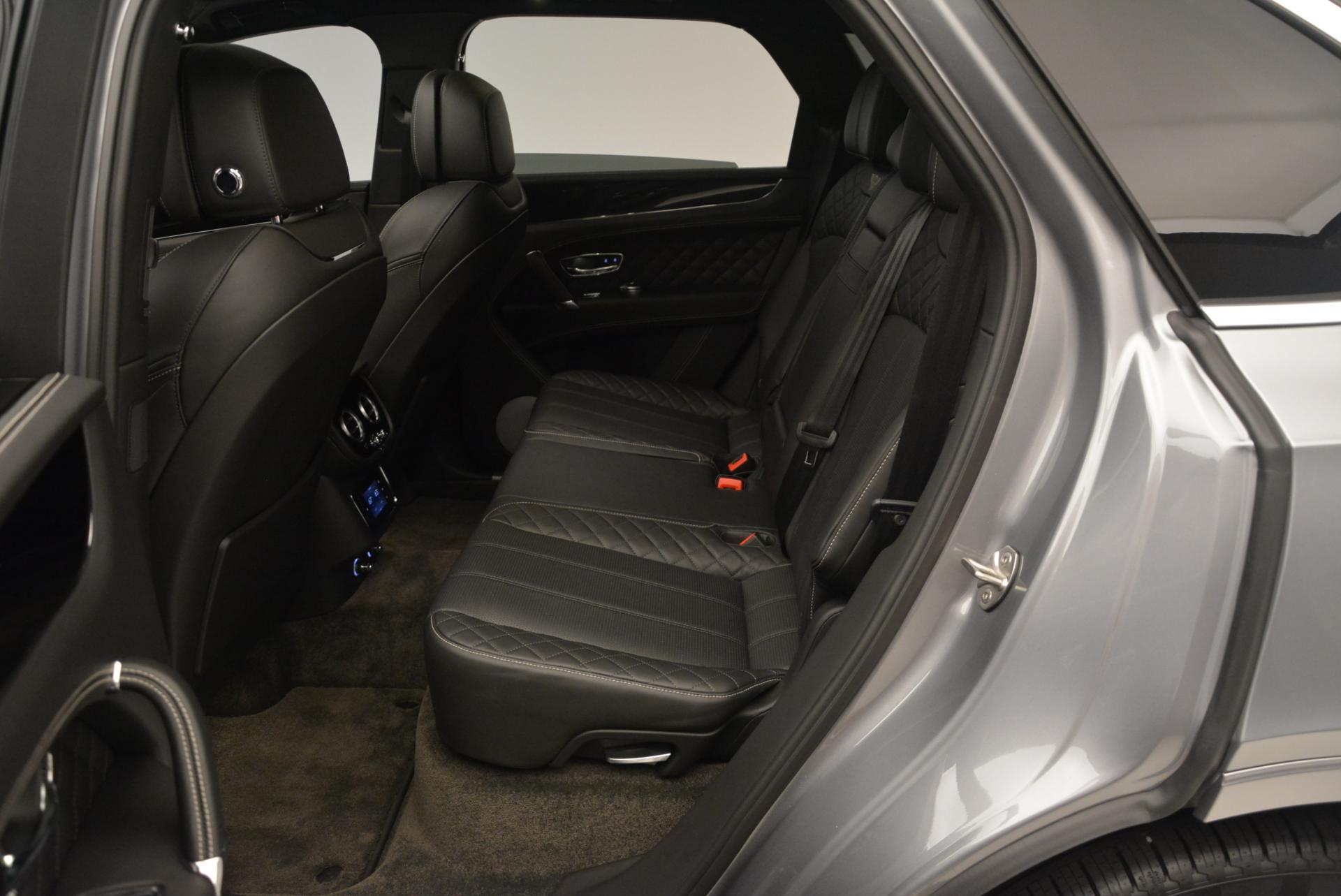 Used 2017 Bentley Bentayga W12 For Sale In Greenwich, CT. Alfa Romeo of Greenwich, 7270 511_p38