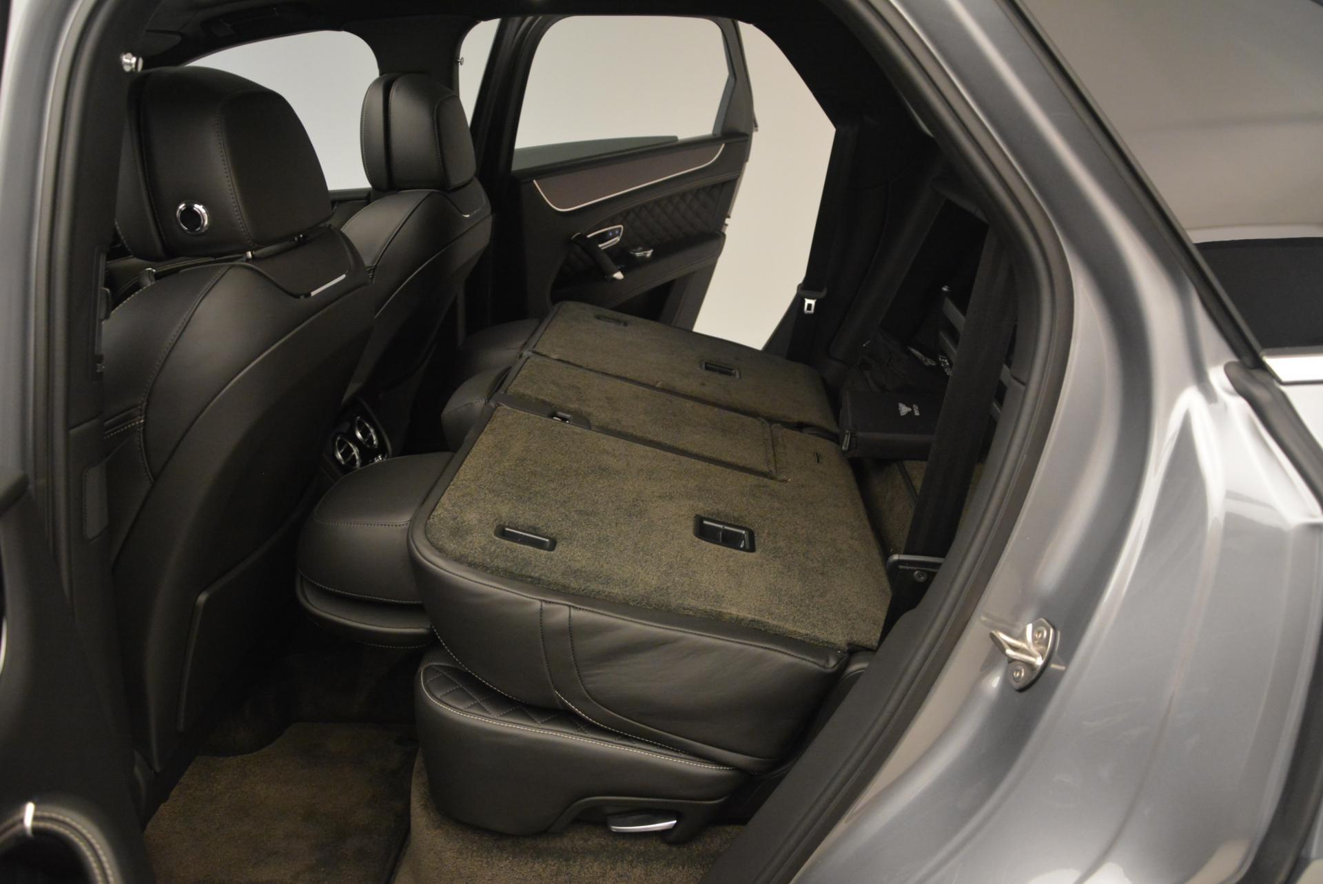 Used 2017 Bentley Bentayga W12 For Sale In Greenwich, CT. Alfa Romeo of Greenwich, 7270 511_p41