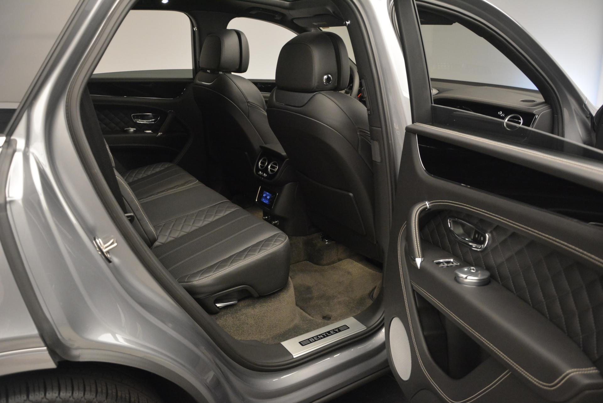 Used 2017 Bentley Bentayga W12 For Sale In Greenwich, CT. Alfa Romeo of Greenwich, 7270 511_p49