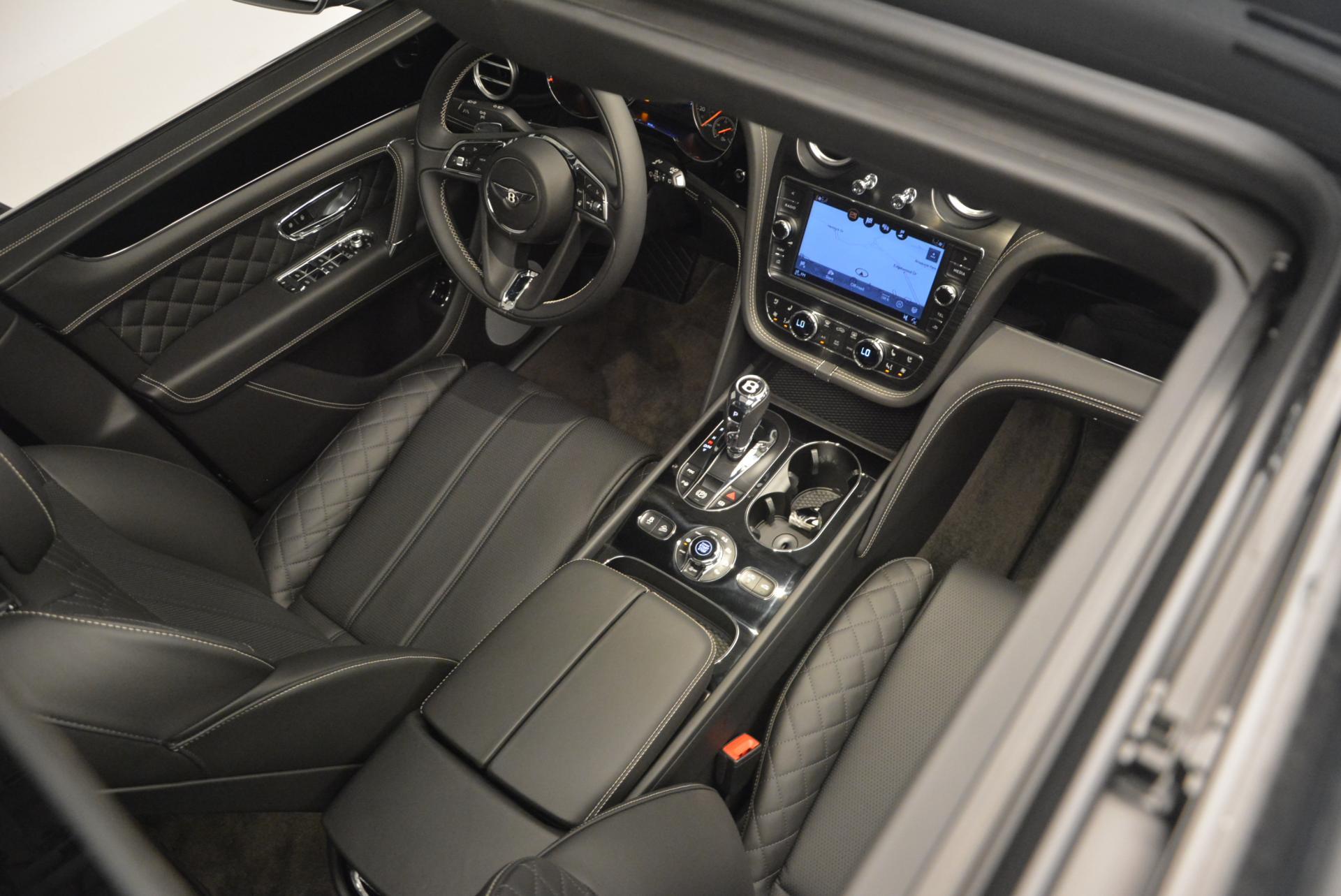 Used 2017 Bentley Bentayga W12 For Sale In Greenwich, CT. Alfa Romeo of Greenwich, 7270 511_p51