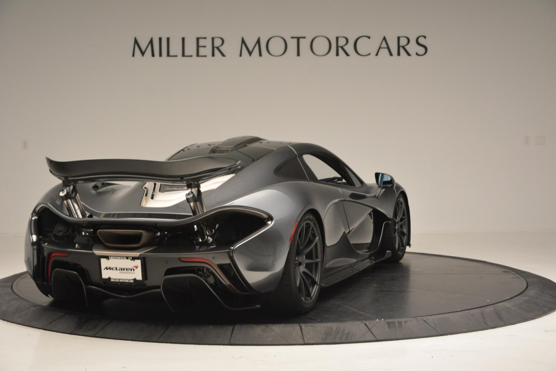 Used 2014 McLaren P1 Coupe For Sale In Greenwich, CT. Alfa Romeo of Greenwich, 3100 513_p10