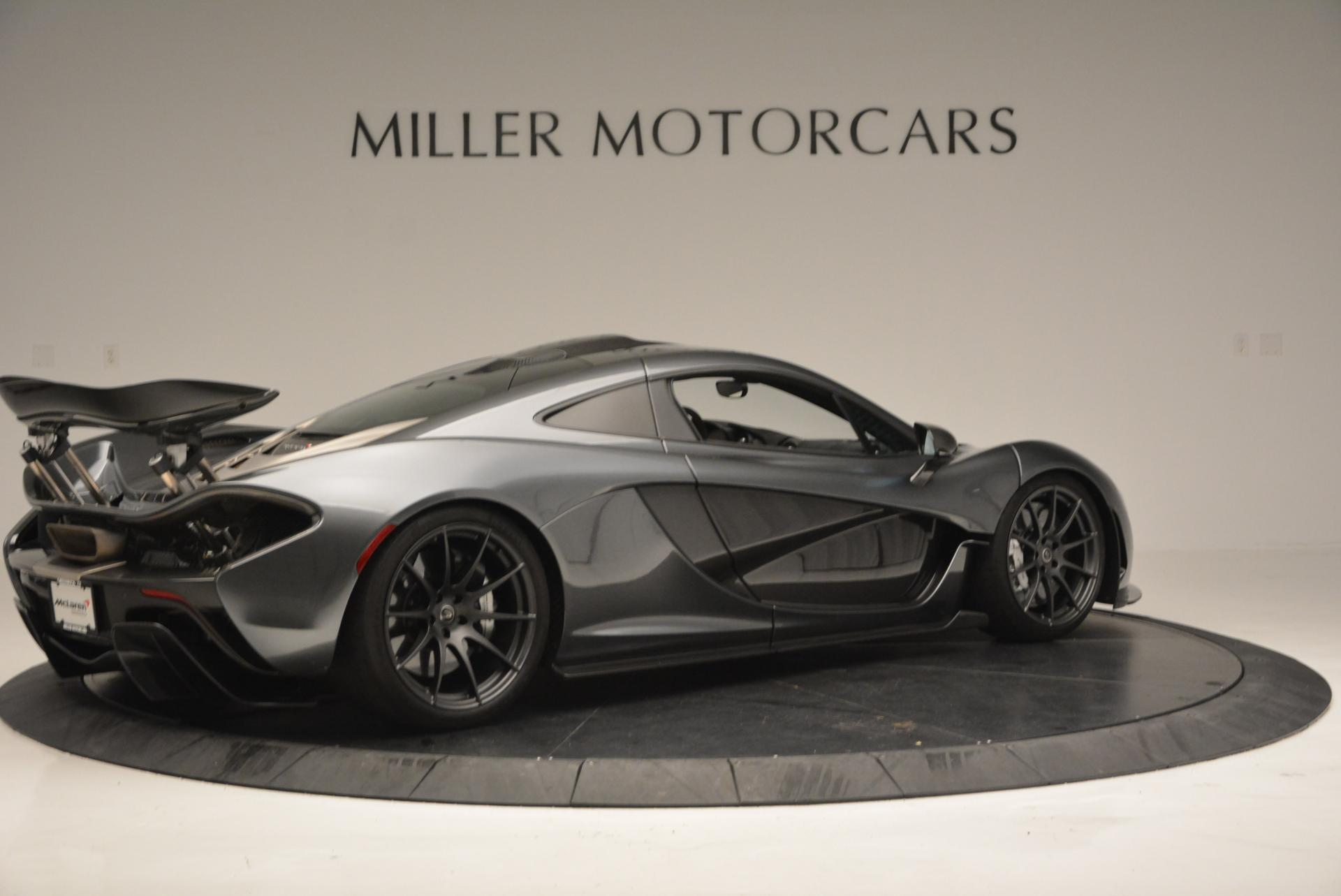 Used 2014 McLaren P1 Coupe For Sale In Greenwich, CT. Alfa Romeo of Greenwich, 3100 513_p11