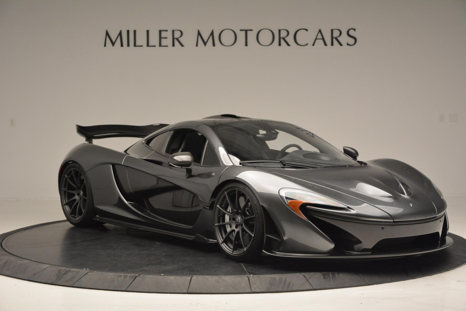 Used 2014 McLaren P1 Coupe For Sale In Greenwich, CT. Alfa Romeo of Greenwich, 3100 513_p14