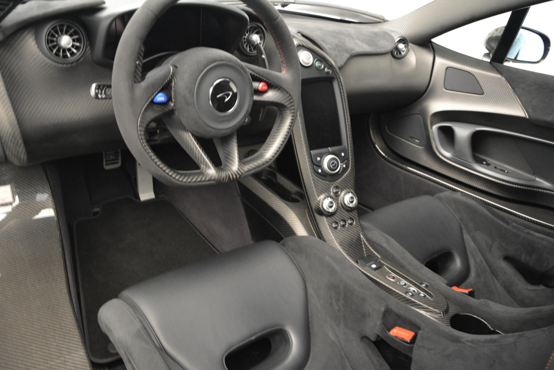 Used 2014 McLaren P1 Coupe For Sale In Greenwich, CT. Alfa Romeo of Greenwich, 3100 513_p15