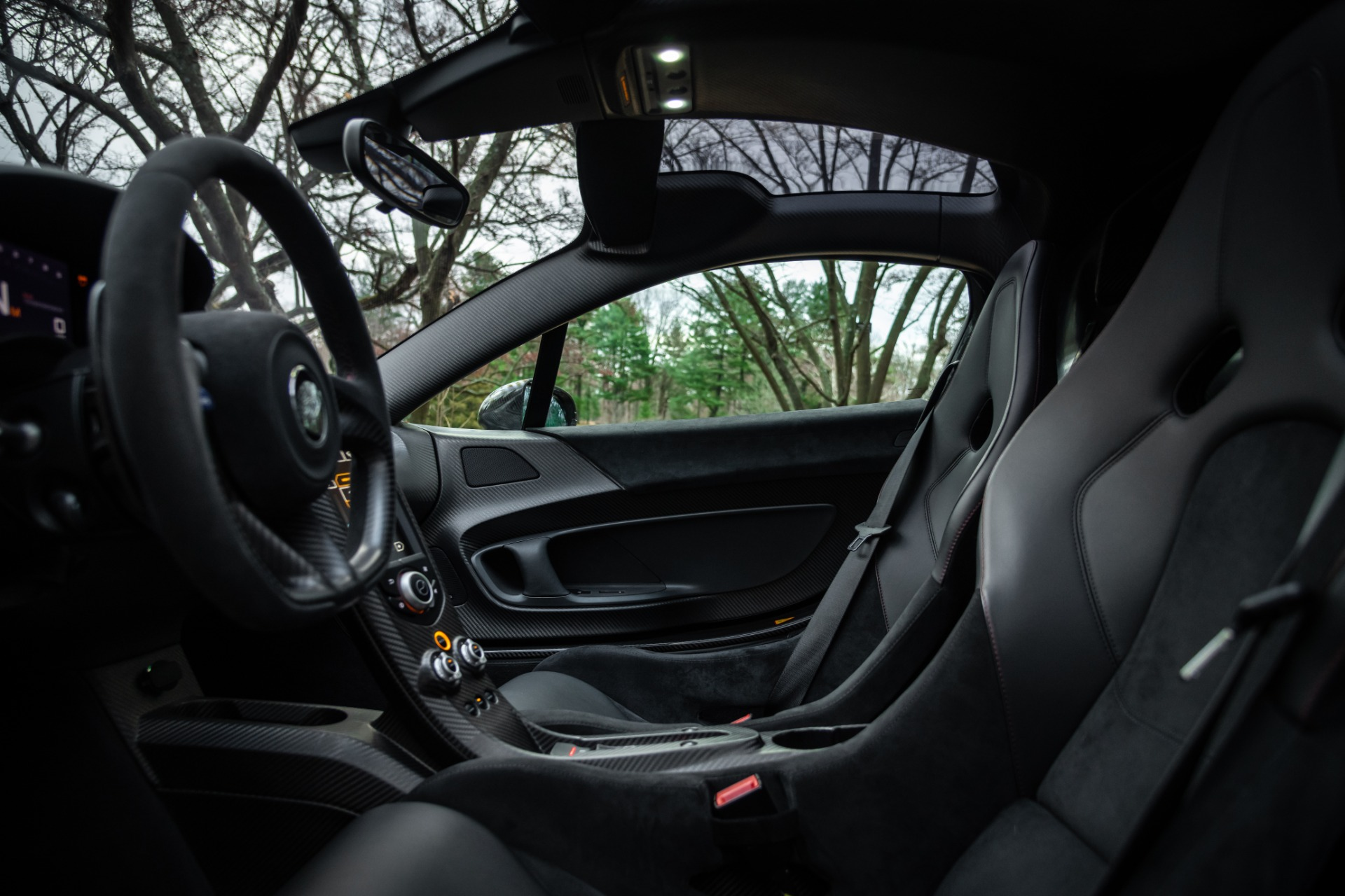 Used 2014 McLaren P1 Coupe For Sale In Greenwich, CT. Alfa Romeo of Greenwich, 3100 513_p33