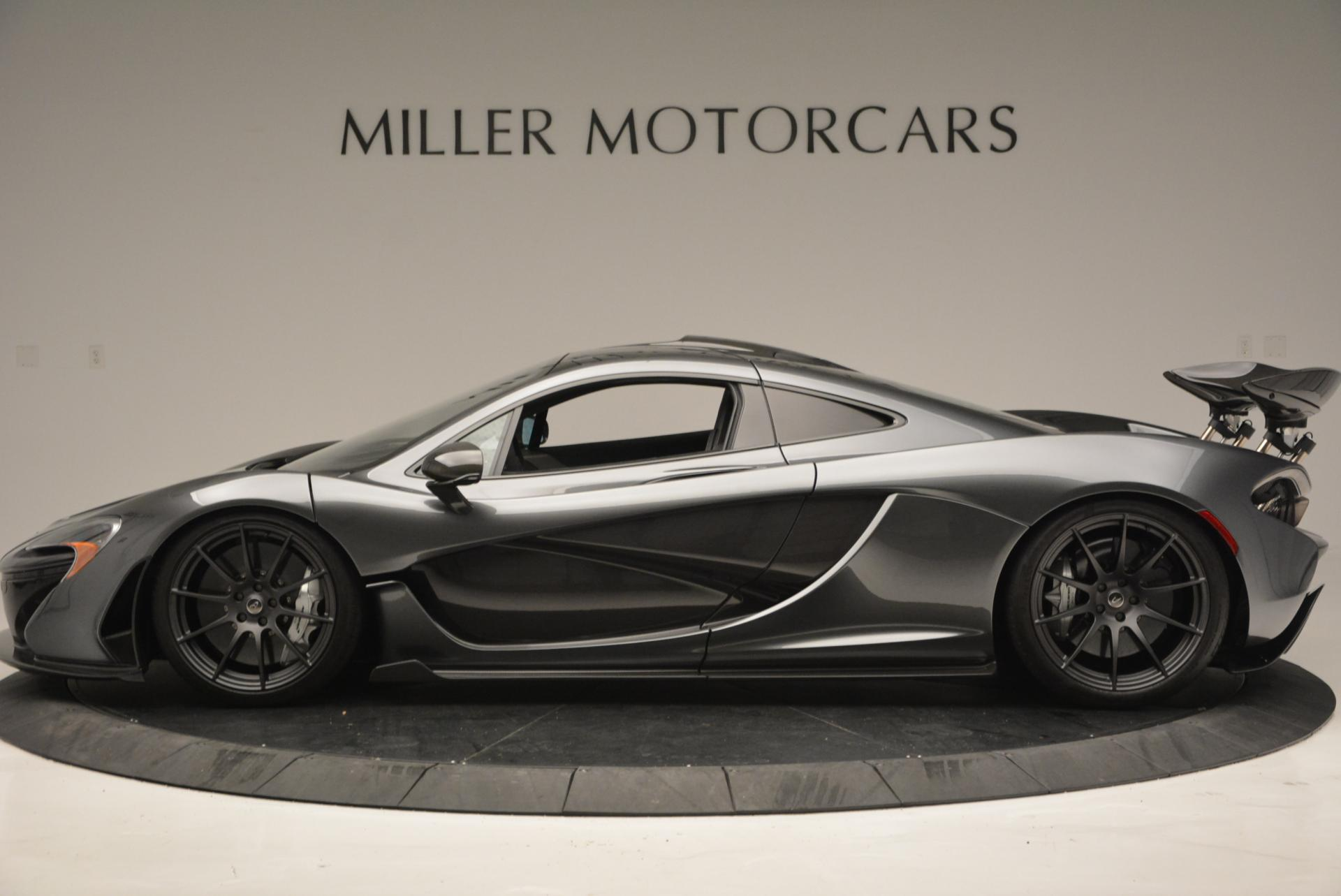 Used 2014 McLaren P1 Coupe For Sale In Greenwich, CT. Alfa Romeo of Greenwich, 3100 513_p3
