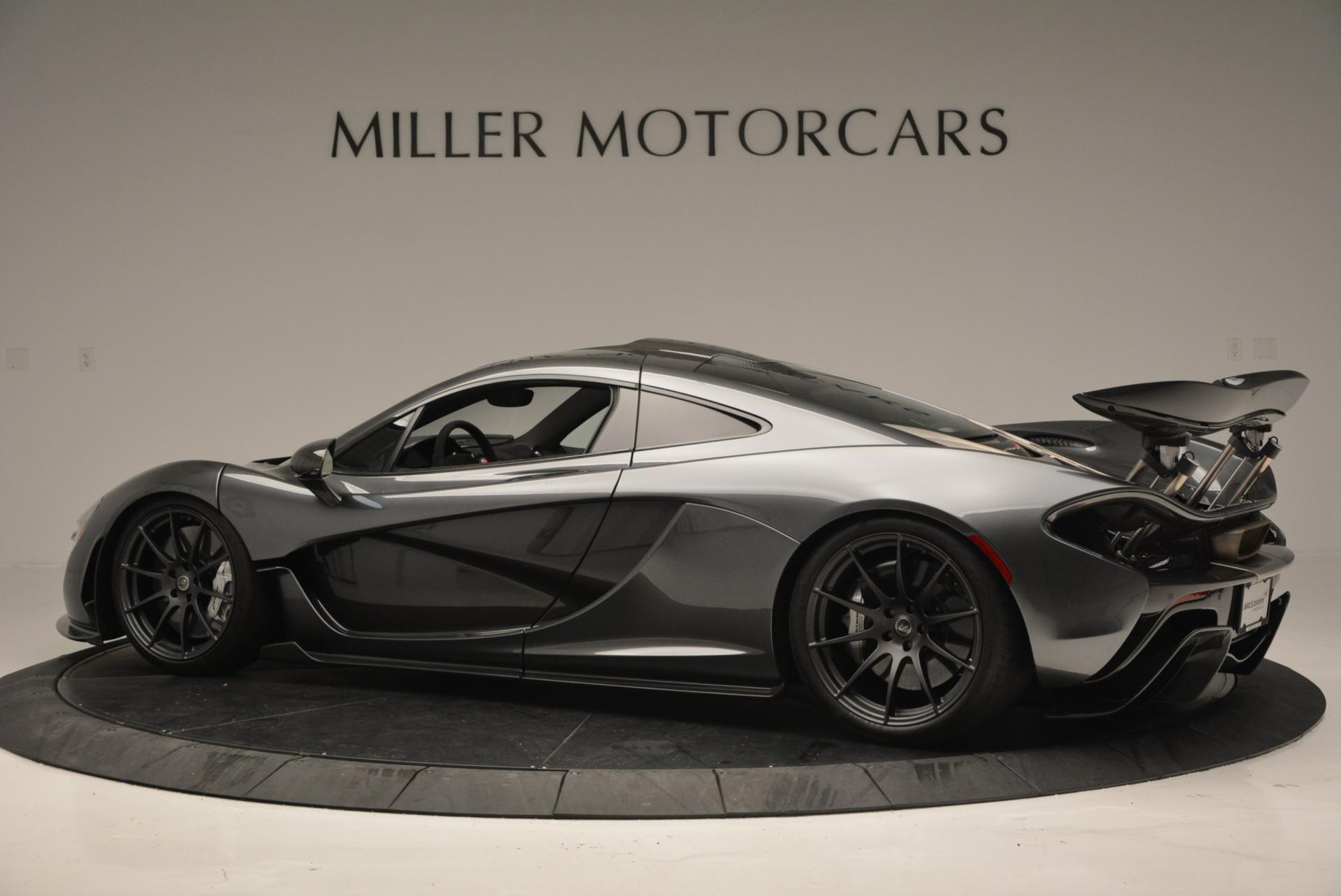 Used 2014 McLaren P1 Coupe For Sale In Greenwich, CT. Alfa Romeo of Greenwich, 3100 513_p4